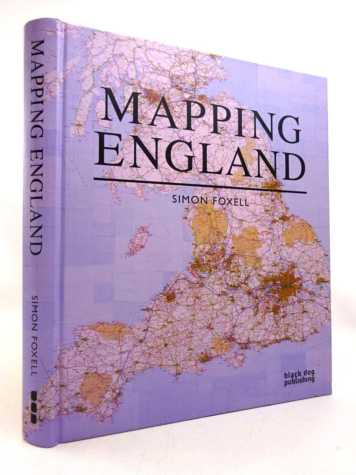 Photo of MAPPING ENGLAND written by Foxell, Simon published by Black Dog Publishing (STOCK CODE: 1816508)  for sale by Stella & Rose's Books
