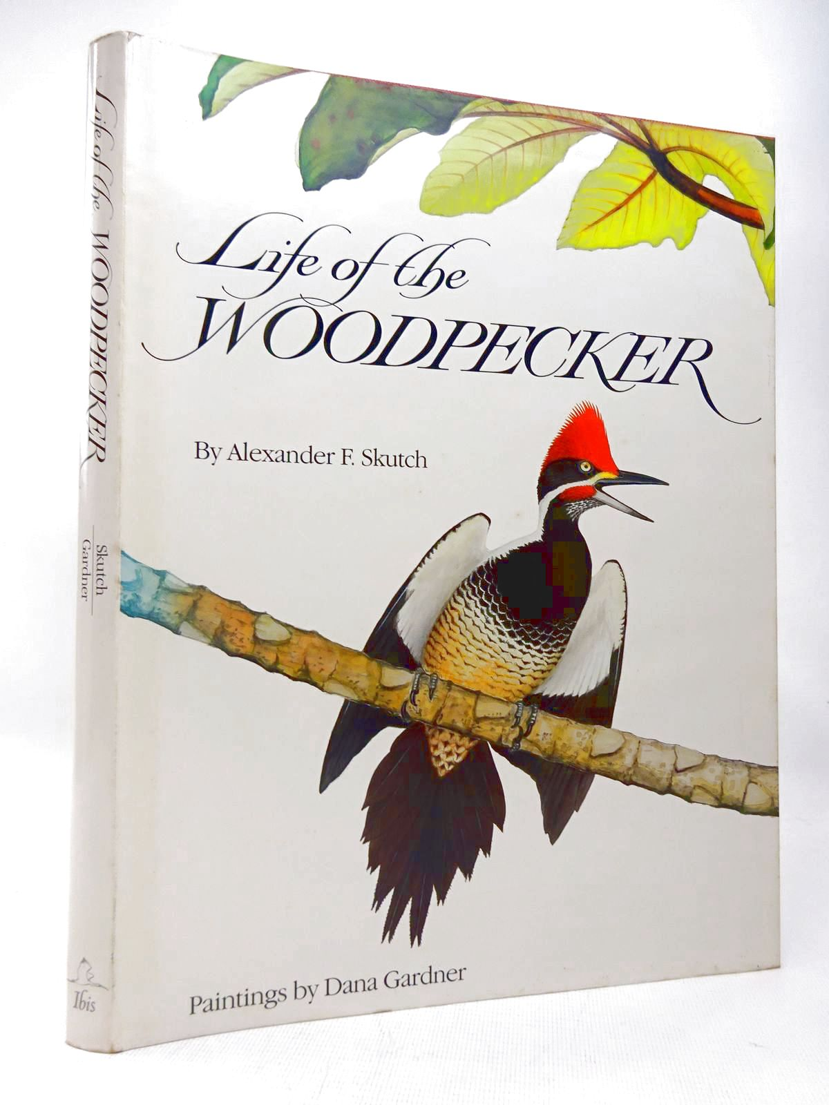 Photo of LIFE OF THE WOODPECKER written by Skutch, Alexander F. illustrated by Gardner, Dana published by Ibis Publishing Company (STOCK CODE: 1816539)  for sale by Stella & Rose's Books
