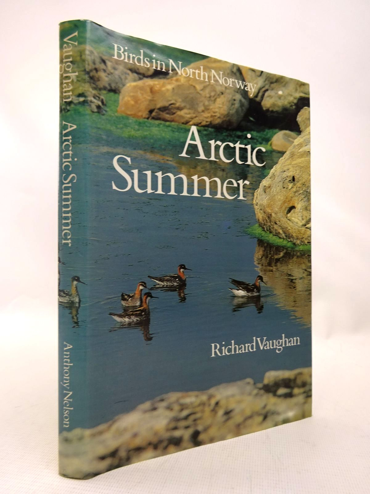 Photo of ARCTIC SUMMER written by Vaughan, Richard published by Anthony Nelson Ltd. (STOCK CODE: 1816583)  for sale by Stella & Rose's Books
