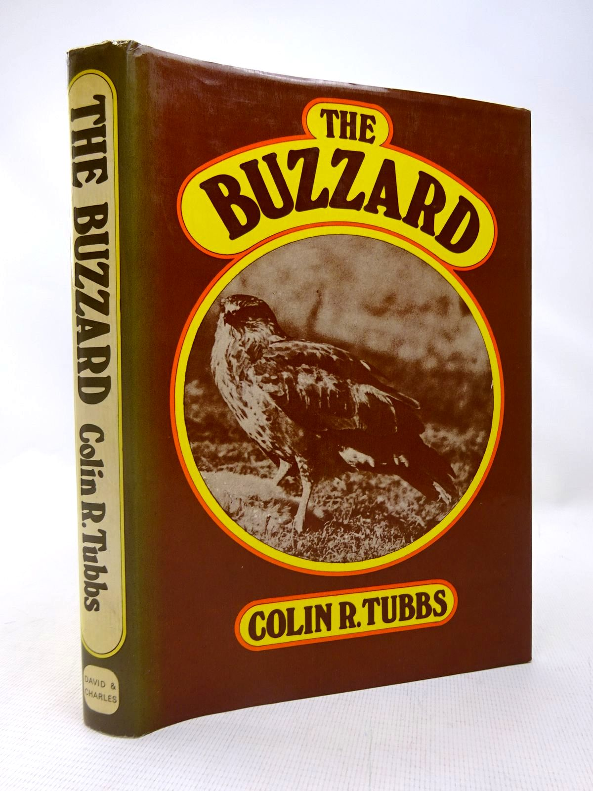 Photo of THE BUZZARD written by Tubbs, Colin R. published by David & Charles (STOCK CODE: 1816584)  for sale by Stella & Rose's Books