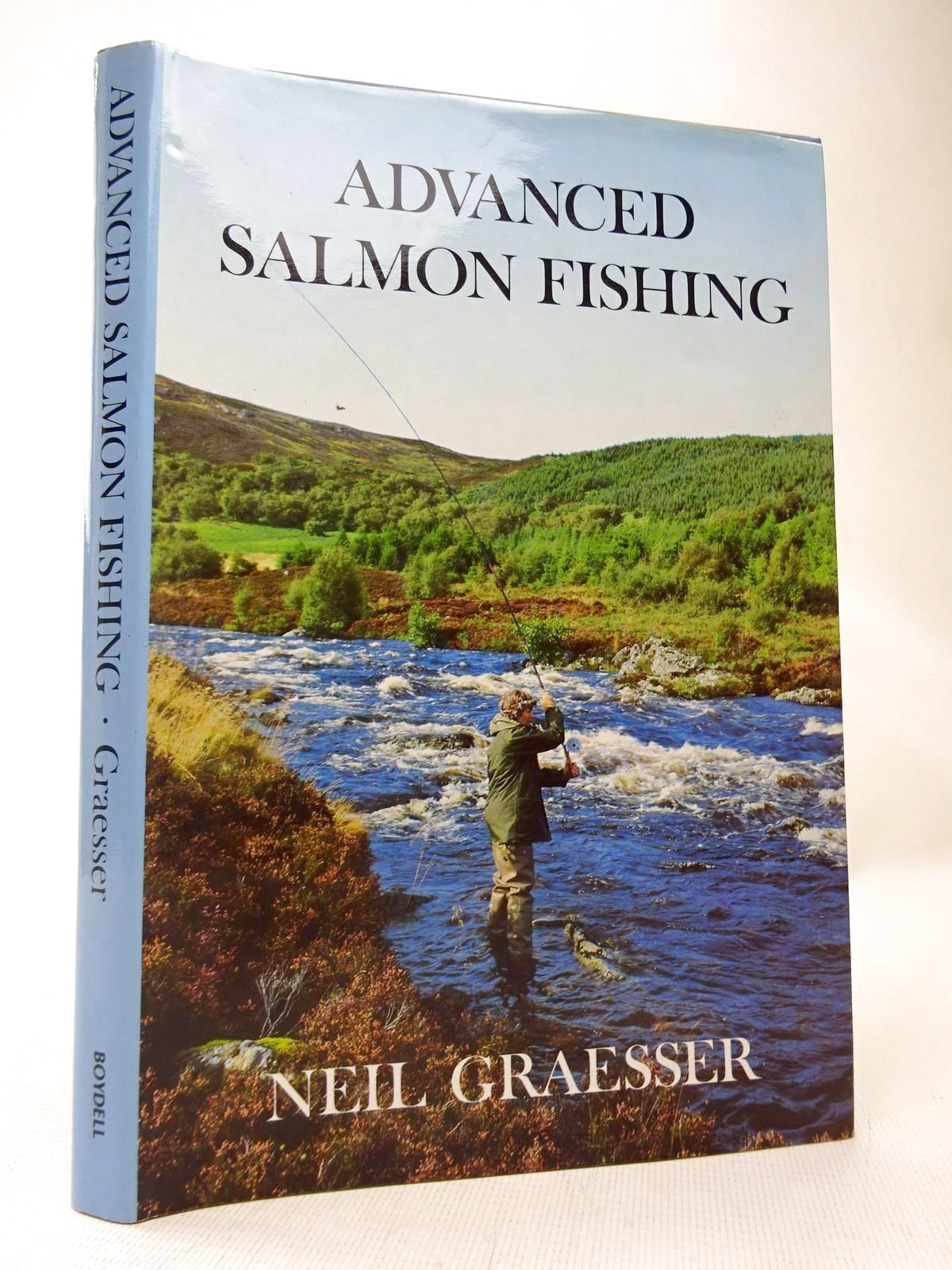 Photo of ADVANCED SALMON FISHING: LESSONS FROM EXPERIENCE written by Graesser, Neil published by The Boydell Press (STOCK CODE: 1816597)  for sale by Stella & Rose's Books