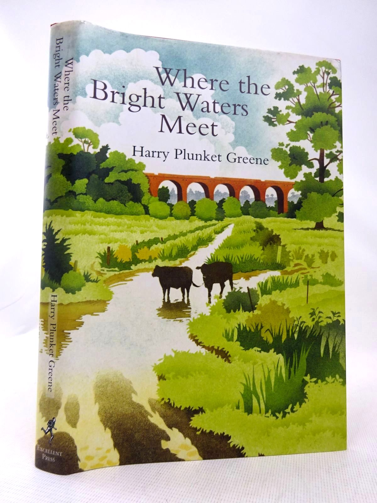 Photo of WHERE THE BRIGHT WATERS MEET written by Greene, H. Plunket illustrated by Macgregor, Miriam published by Excellent Press (STOCK CODE: 1816606)  for sale by Stella & Rose's Books