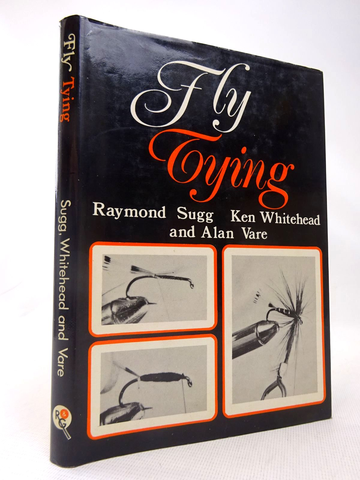 Photo of FLY TYING written by Sugg, Raymond<br />Whitehead, Ken<br />Vare, Alan published by Rod And Gun (STOCK CODE: 1816607)  for sale by Stella & Rose's Books