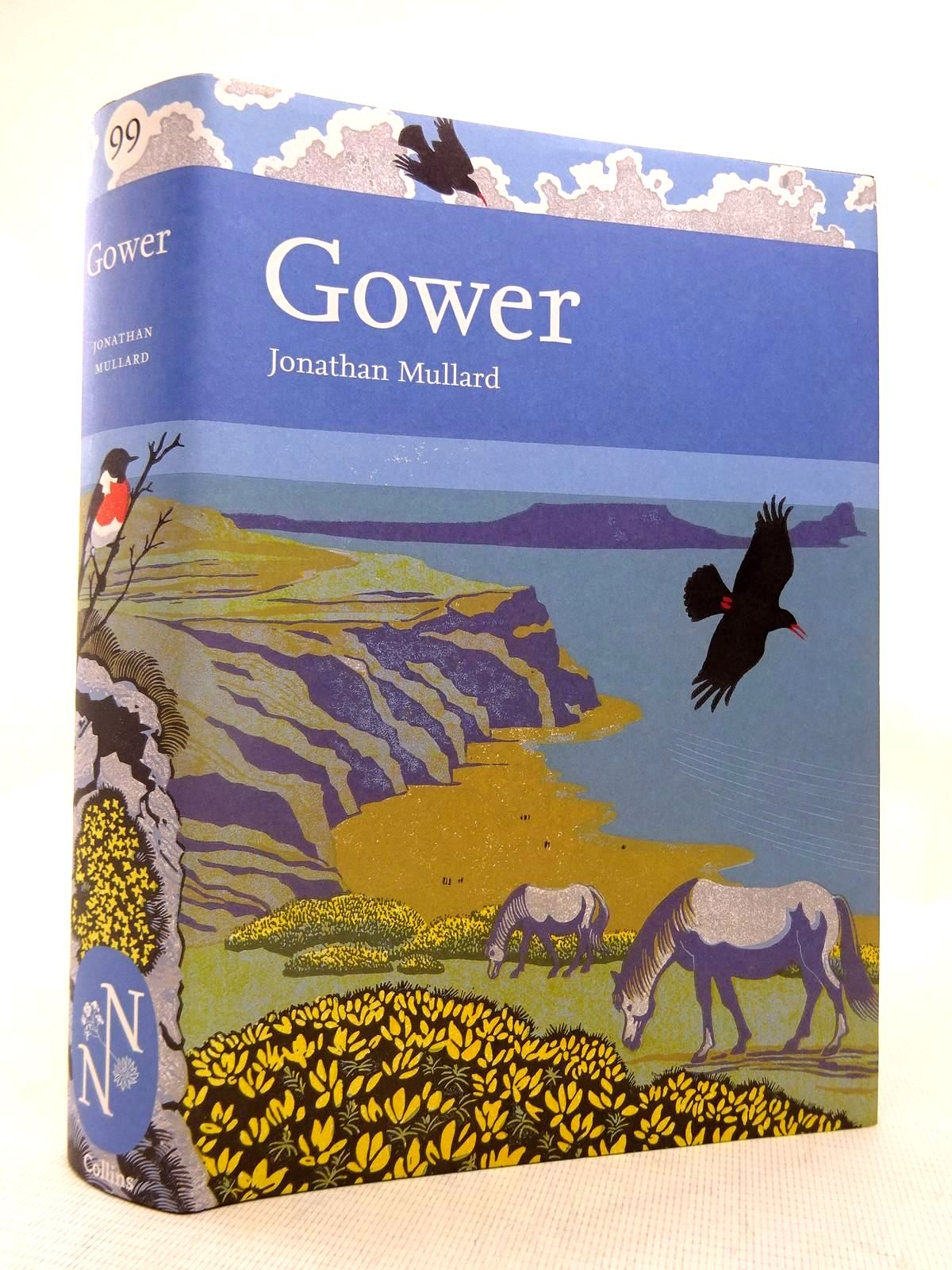 Photo of GOWER (NN 99) written by Mullard, Jonathan published by Collins (STOCK CODE: 1816652)  for sale by Stella & Rose's Books