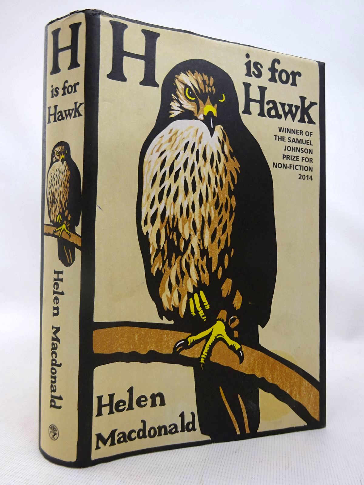 Photo of H IS FOR HAWK written by Macdonald, Helen published by Jonathan Cape (STOCK CODE: 1816663)  for sale by Stella & Rose's Books