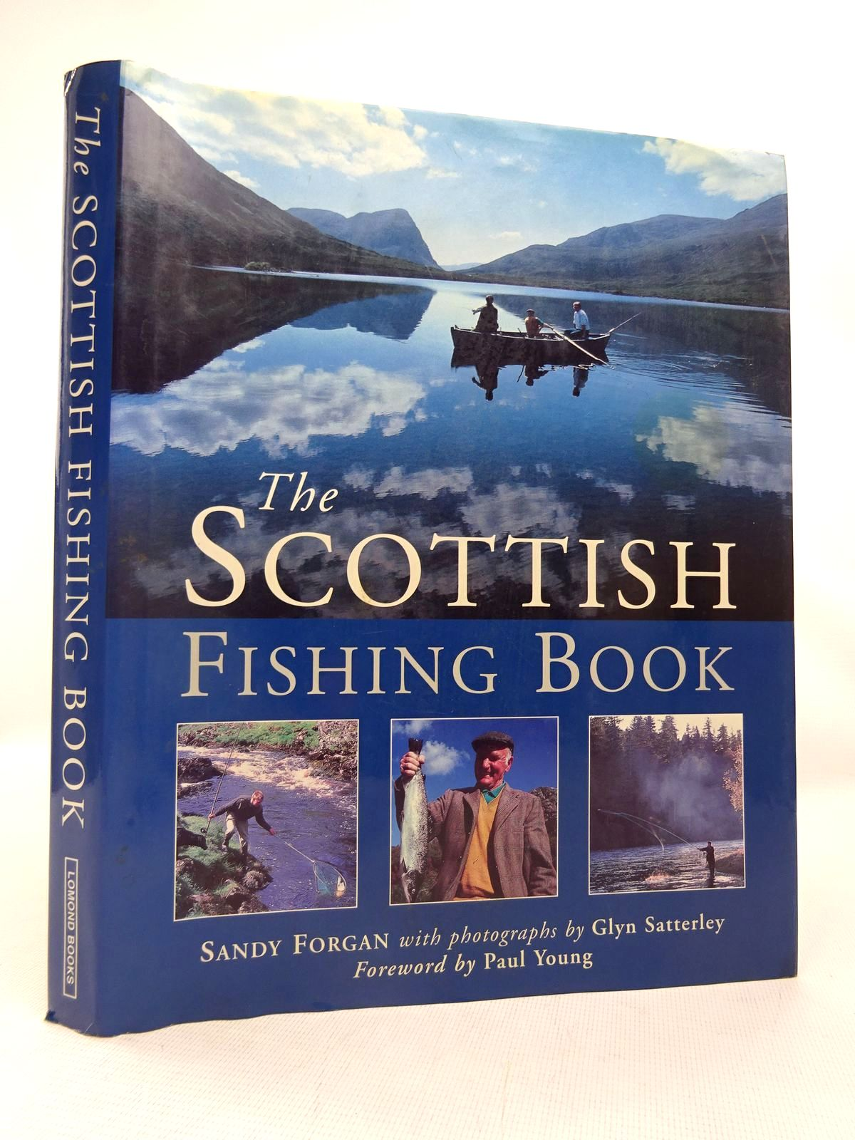 Photo of THE SCOTTISH FISHING BOOK written by Forgan Sandy, illustrated by Satterley, Glyn published by Lomond Books (STOCK CODE: 1816678)  for sale by Stella & Rose's Books