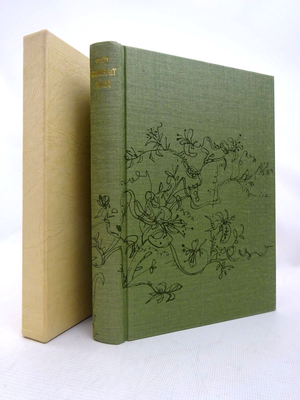 Photo of COLD COMFORT FARM written by Gibbons, Stella illustrated by Blake, Quentin published by Folio Society (STOCK CODE: 1816683)  for sale by Stella & Rose's Books