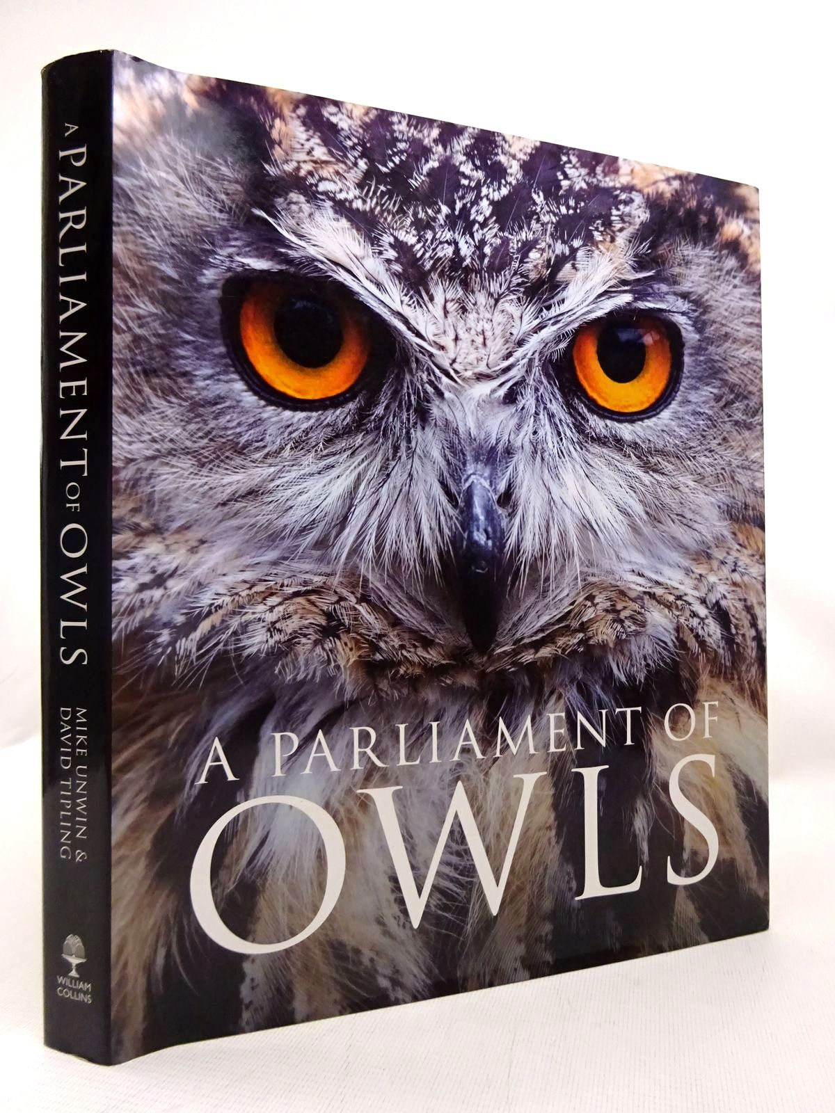 Photo of A PARLIAMENT OF OWLS written by Unwin, Mike<br />Tipling, David published by William Collins (STOCK CODE: 1816693)  for sale by Stella & Rose's Books