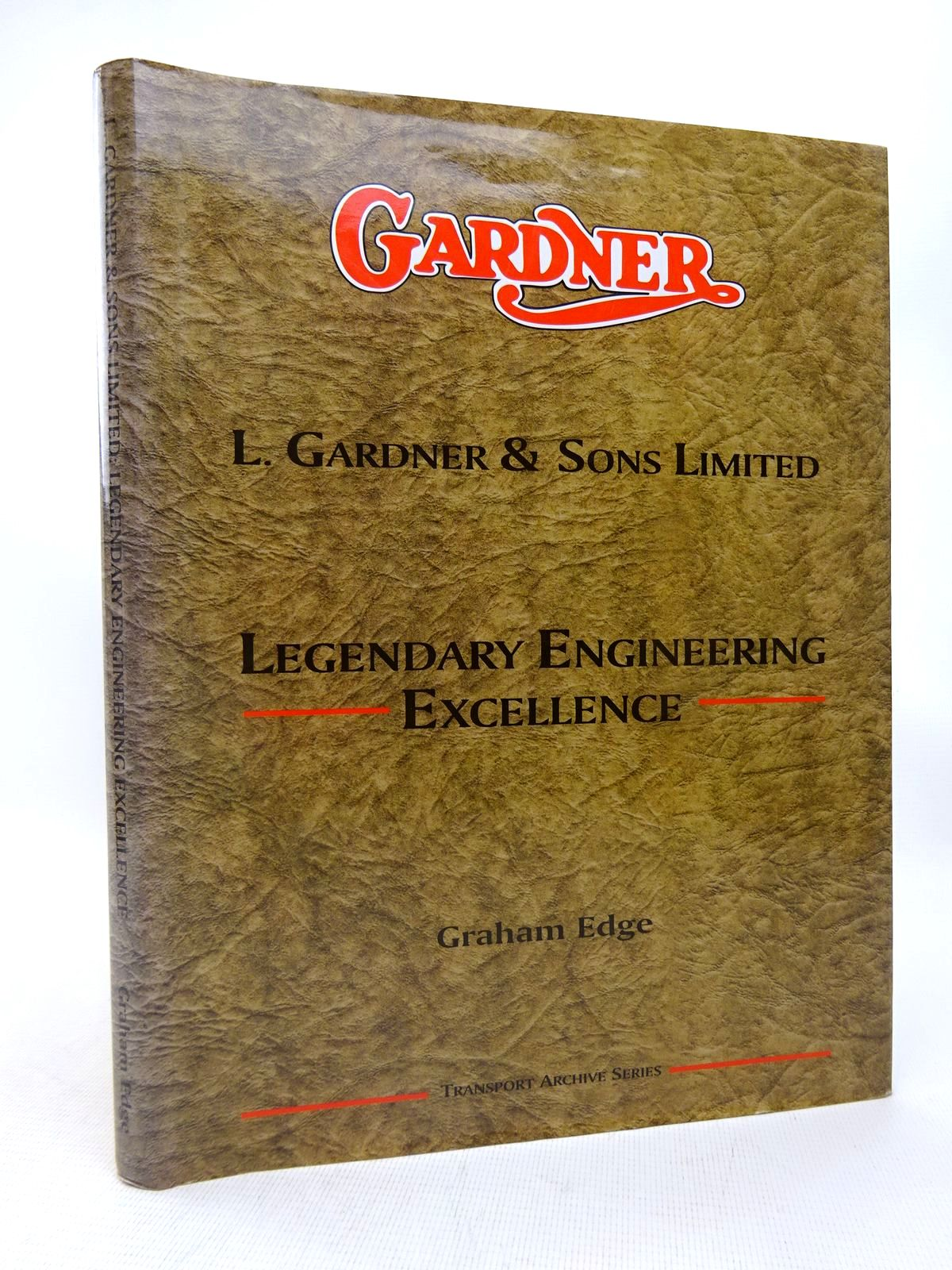 Photo of L. GARDNER & SONS LIMITED LEGENDARY ENGINEERING EXCELLENCE written by Edge, Graham published by Gingerfold Publications (STOCK CODE: 1816700)  for sale by Stella & Rose's Books