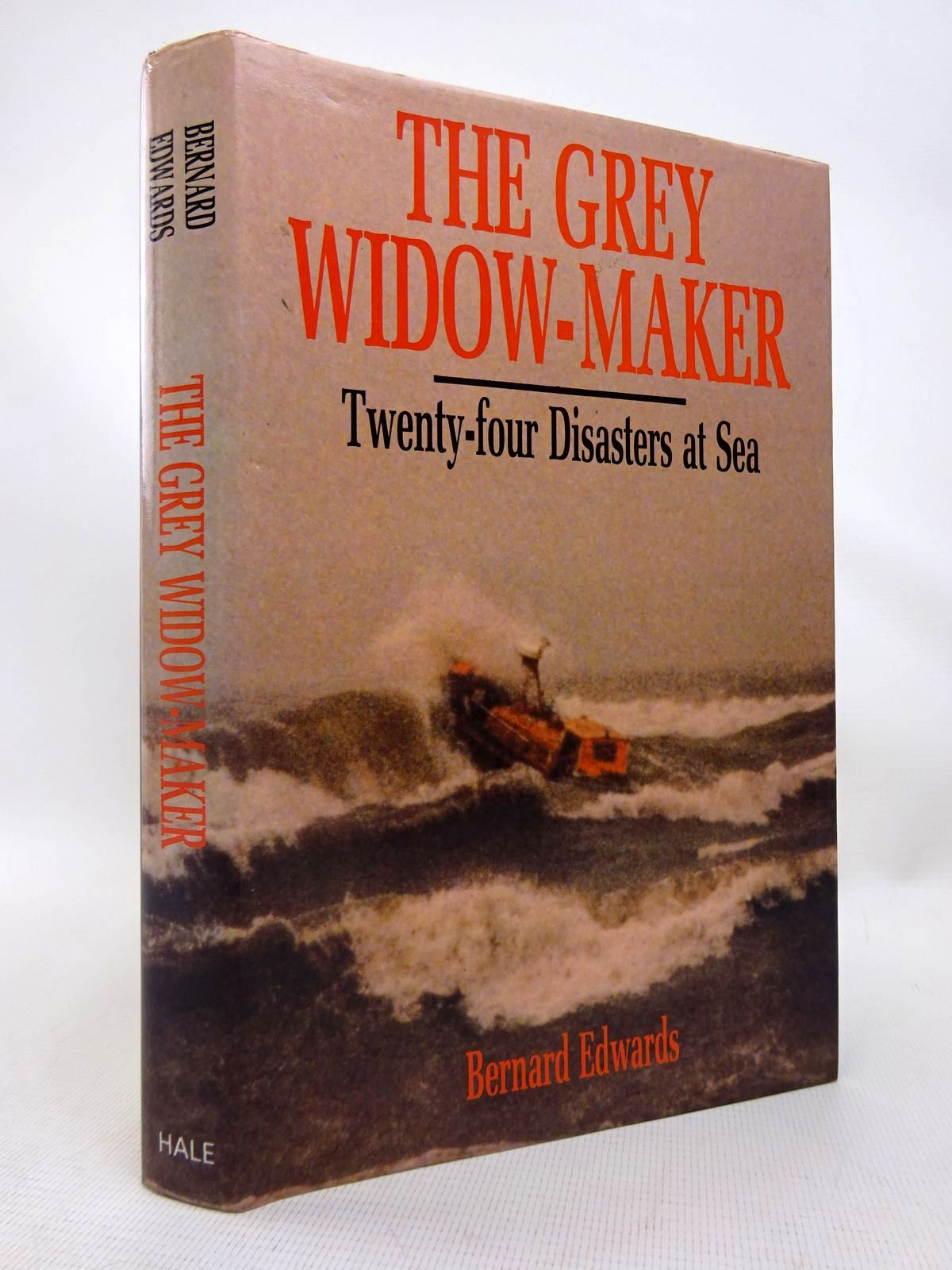 Photo of THE GREY WIDOW-MAKER written by Edwards, Bernard published by Robert Hale (STOCK CODE: 1816711)  for sale by Stella & Rose's Books