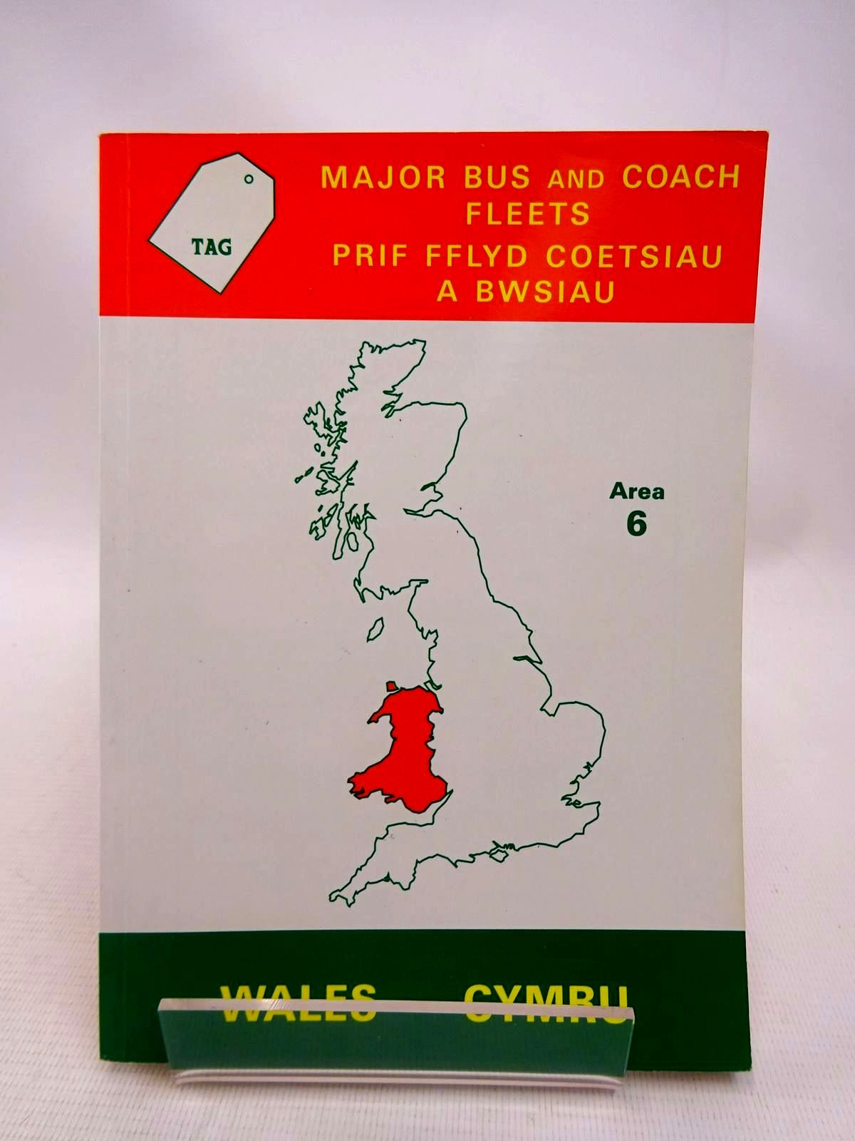 Photo of MAJOR BUS AND COACH FLEETS AREA 6: WALES