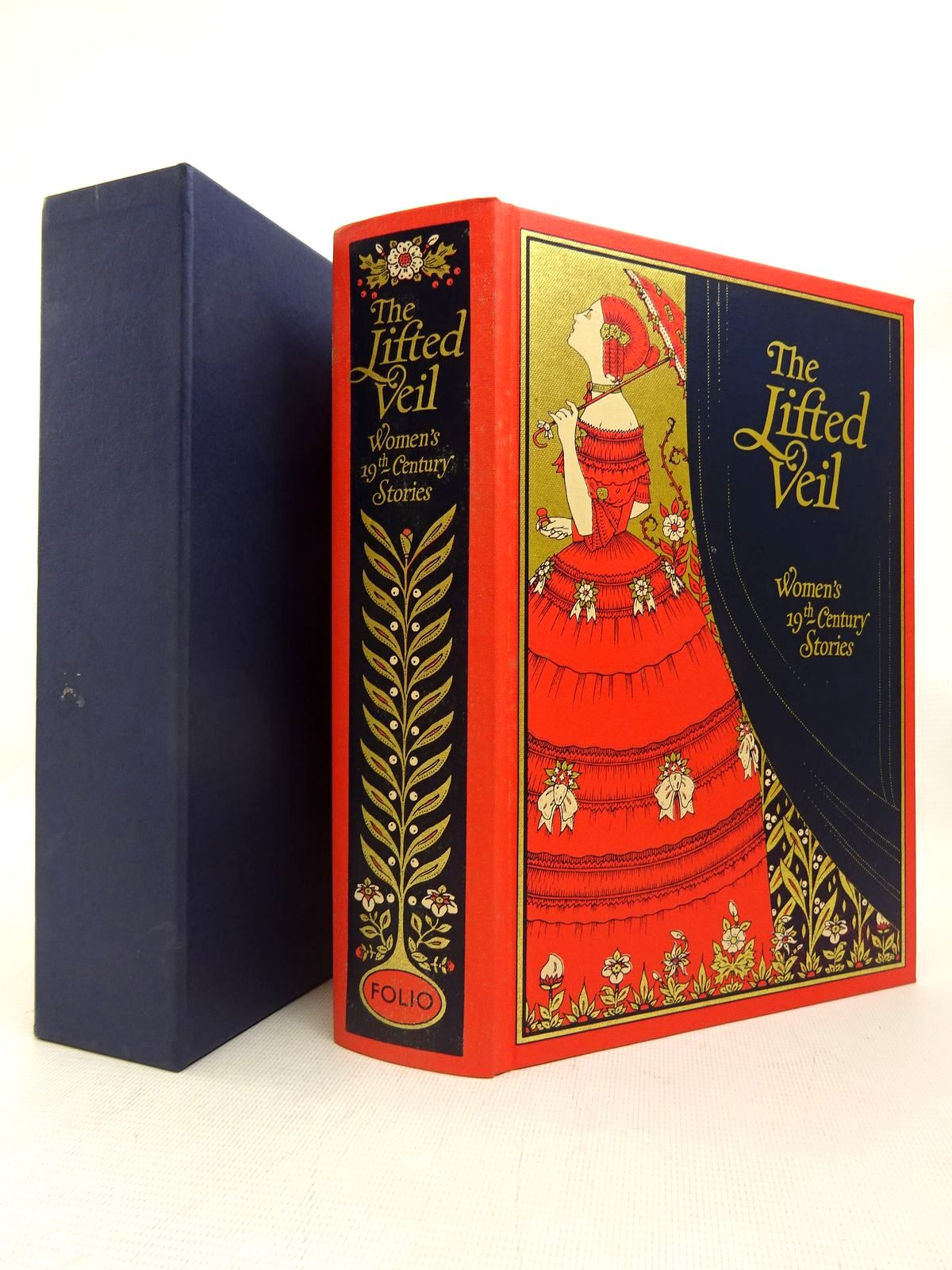 Photo of THE LIFTED VEIL written by Hughes, Kathryn illustrated by Suart, Peter published by Folio Society (STOCK CODE: 1816737)  for sale by Stella & Rose's Books