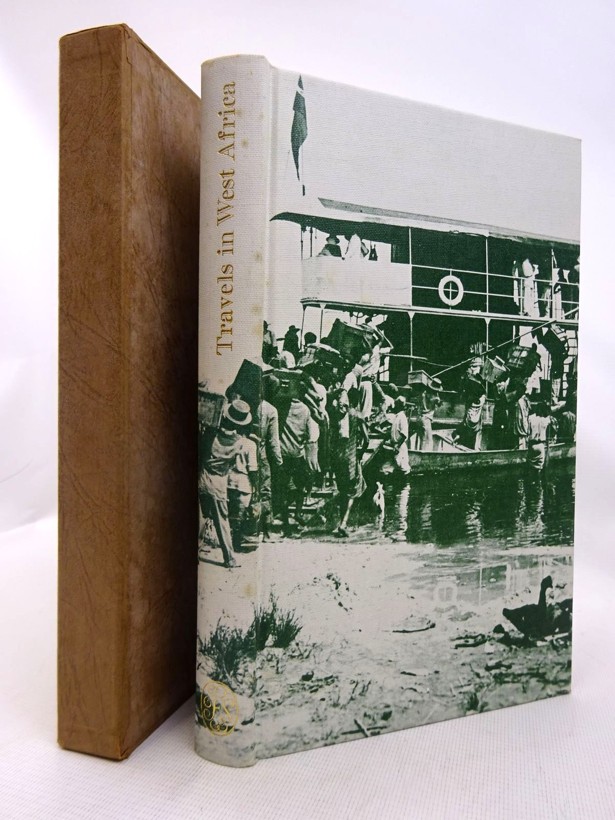Photo of TRAVELS IN WEST AFRICA written by Kingsley, Mary published by Folio Society (STOCK CODE: 1816742)  for sale by Stella & Rose's Books