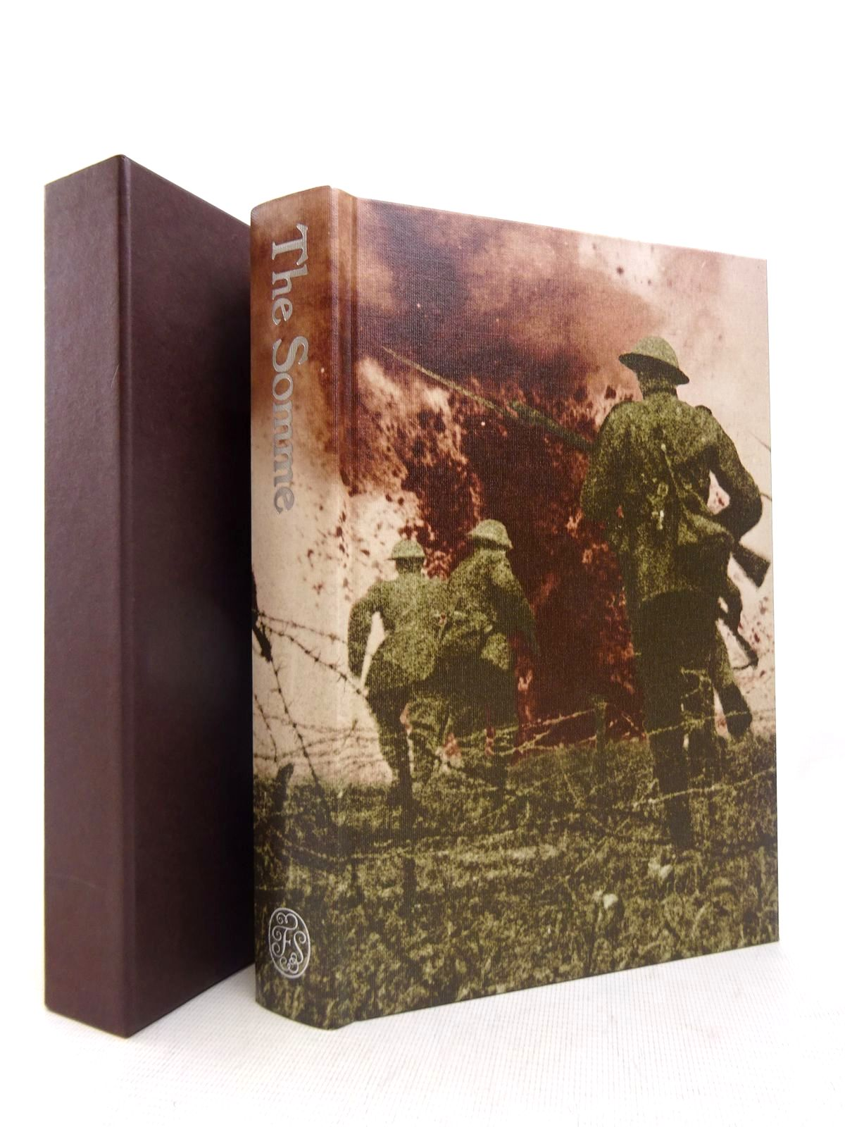 Photo of THE SOMME AN EYEWITNESS HISTORY written by Foley, Robert T.<br />McCartney, Helen published by Folio Society (STOCK CODE: 1816743)  for sale by Stella & Rose's Books