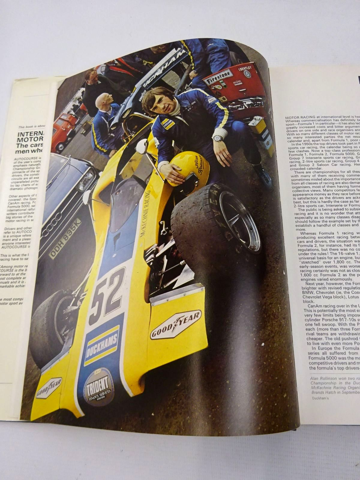 Photo of AUTOCOURSE 1972-73 written by Kettlewell, Mike published by Haymarket Publishing Limited (STOCK CODE: 1816764)  for sale by Stella & Rose's Books