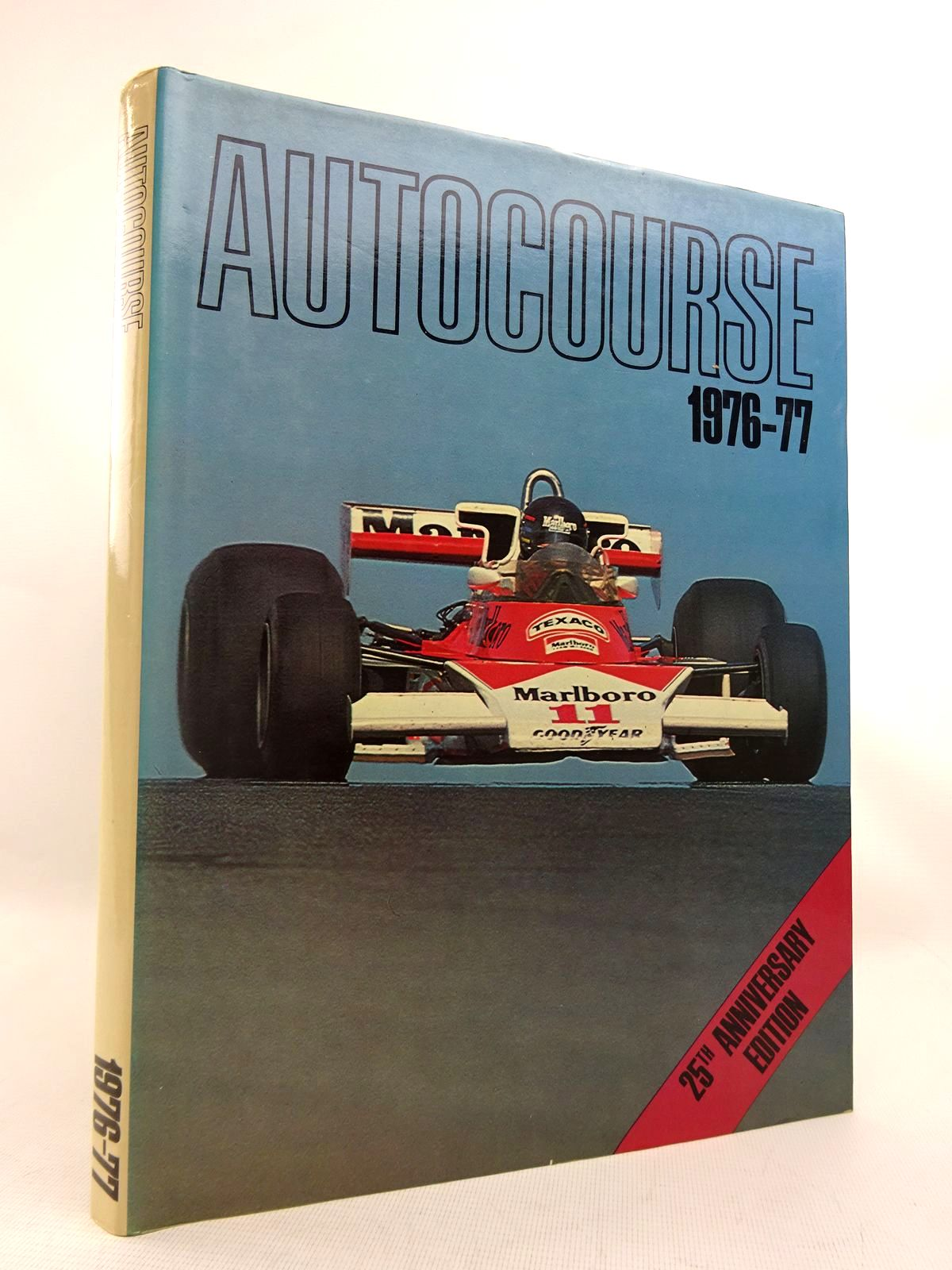 Photo of AUTOCOURSE 1976-77 written by Kettlewell, Mike published by Hazleton Securities (STOCK CODE: 1816767)  for sale by Stella & Rose's Books