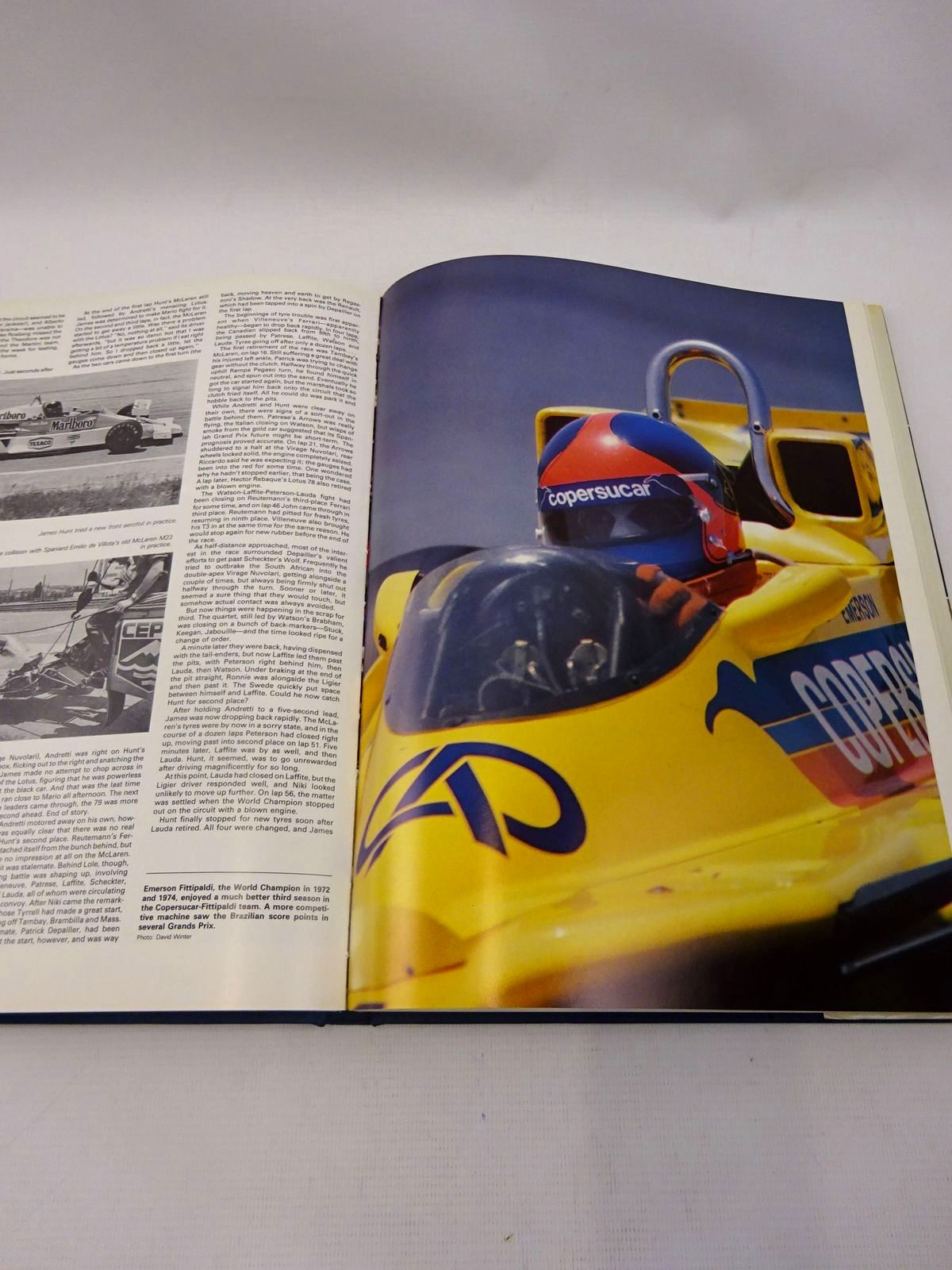 Photo of AUTOCOURSE 1978-79 written by Kettlewell, Mike published by Hazleton Securities (STOCK CODE: 1816769)  for sale by Stella & Rose's Books