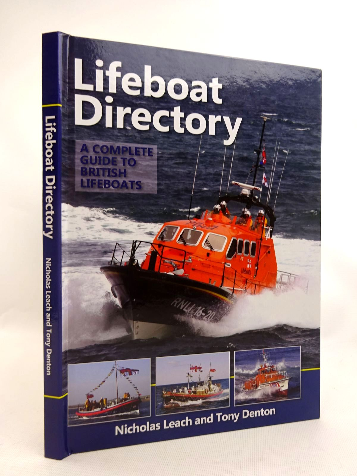 Photo of LIFEBOAT DIRECTORY written by Leach, Nicholas<br />Denton, Tony published by Ships In Focus Publications (STOCK CODE: 1816777)  for sale by Stella & Rose's Books