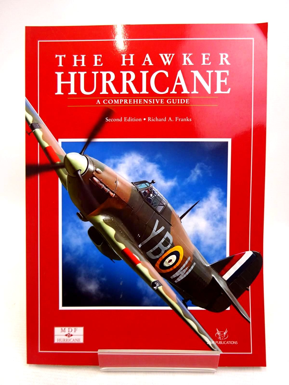 Photo of THE HAWKER HURRICANE A COMPREHENSIVE GUIDE written by Franks, Richard A. published by Sam Publications (STOCK CODE: 1816809)  for sale by Stella & Rose's Books