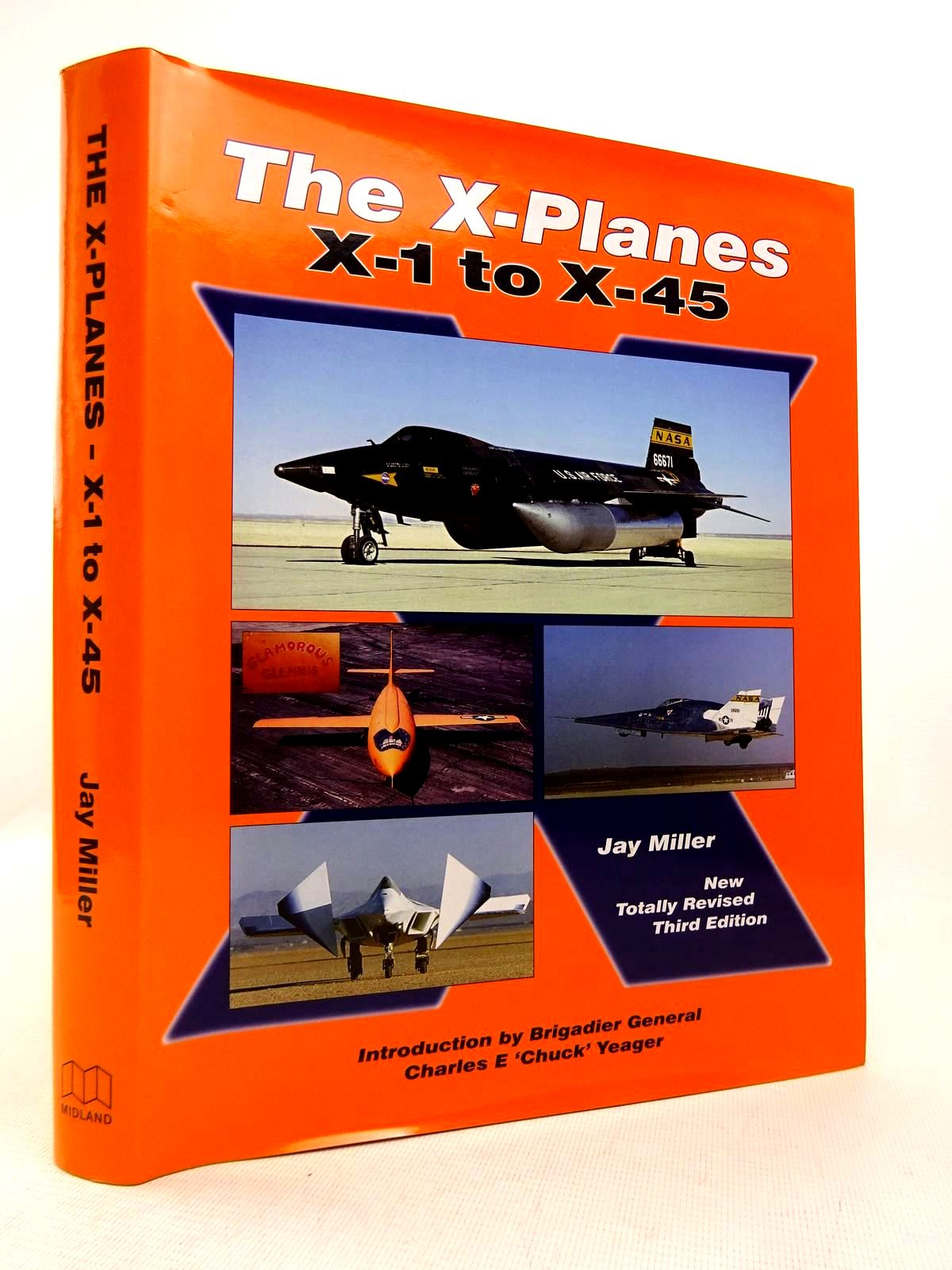 Photo of THE X-PLANES X-1 TO X-45 written by Miller, Jay published by Midland Publishing (STOCK CODE: 1816816)  for sale by Stella & Rose's Books