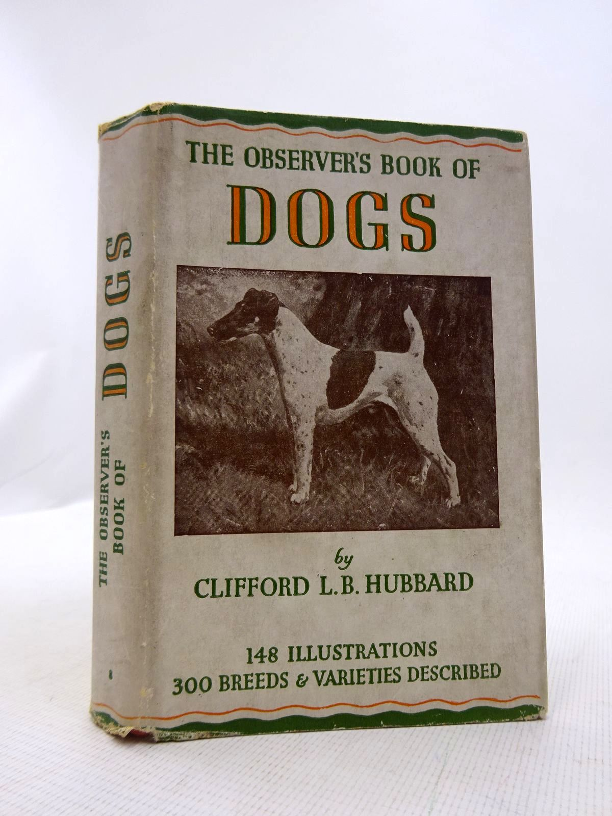 Photo of THE OBSERVER'S BOOK OF DOGS written by Hubbard, Clifford L.B. published by Frederick Warne & Co Ltd. (STOCK CODE: 1816850)  for sale by Stella & Rose's Books