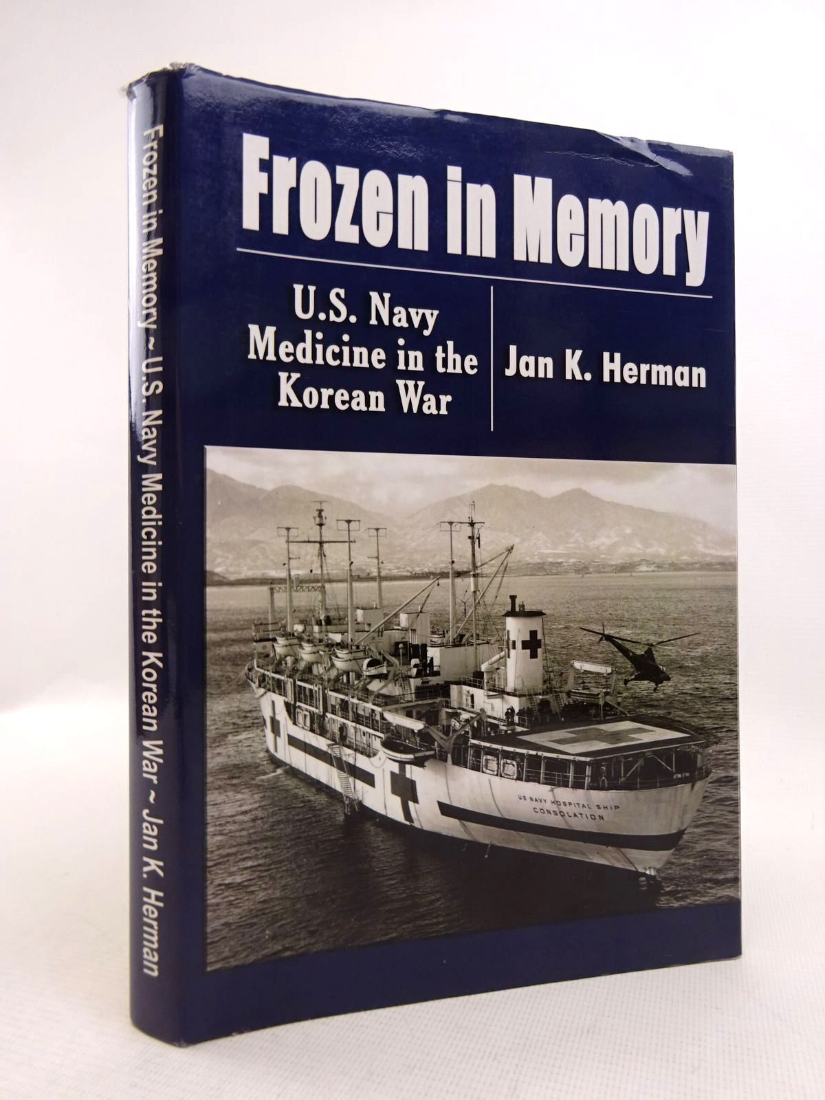 Photo of FROZEN IN MEMORY written by Herman, Jan K. (STOCK CODE: 1816861)  for sale by Stella & Rose's Books