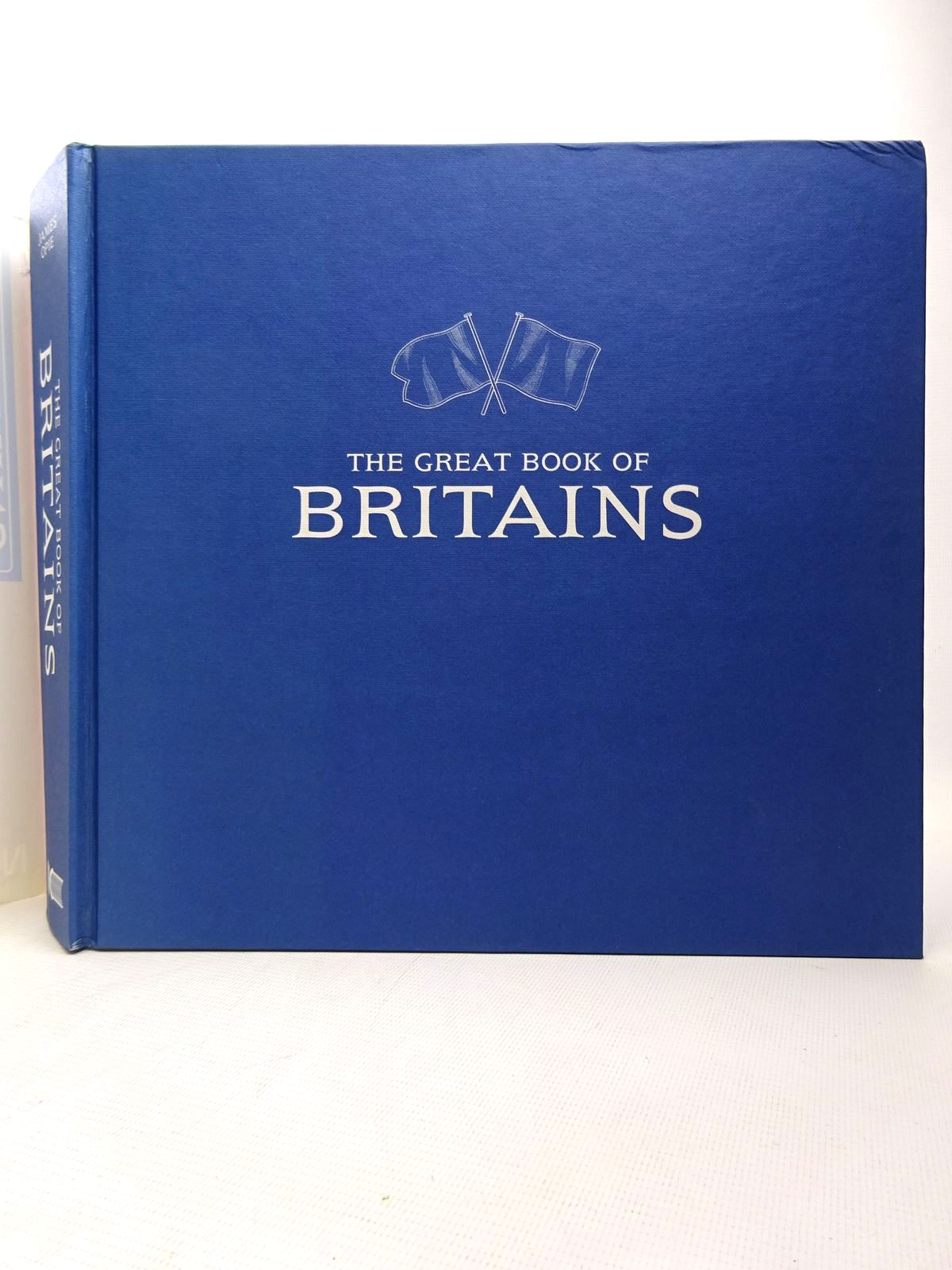 Photo of THE GREAT BOOK OF BRITAINS: 100 YEARS OF BRITAINS TOY SOLDIERS 1893-1993 written by Opie, James published by New Cavendish Books (STOCK CODE: 1816909)  for sale by Stella & Rose's Books
