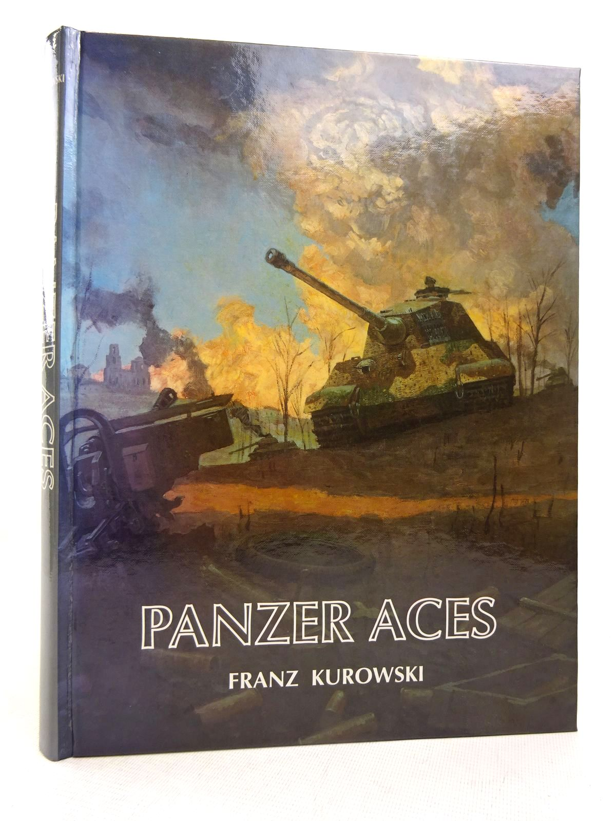 Photo of PANZER ACES written by Kurowski, Franz published by J.J. Fedorowicz Publishing, Inc. (STOCK CODE: 1816926)  for sale by Stella & Rose's Books