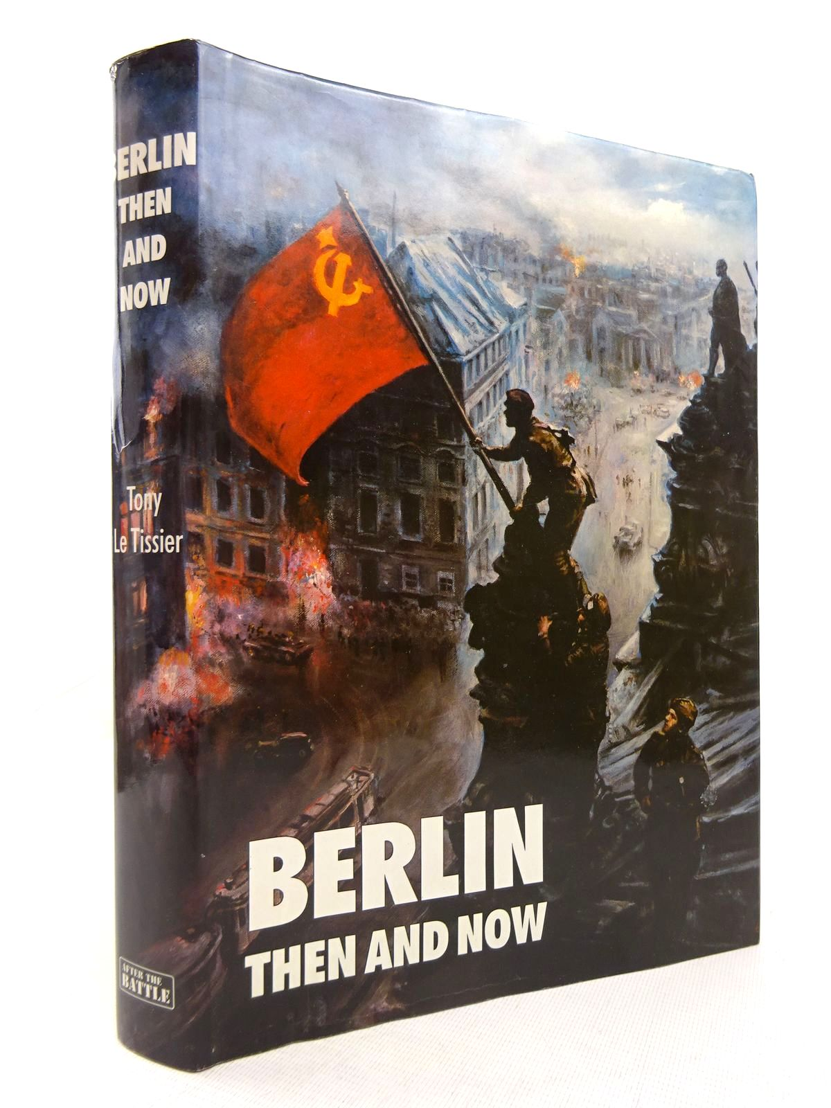 Photo of BERLIN THEN AND NOW written by Le Tissier, Tony published by Battle Of Britain International Limited (STOCK CODE: 1816928)  for sale by Stella & Rose's Books