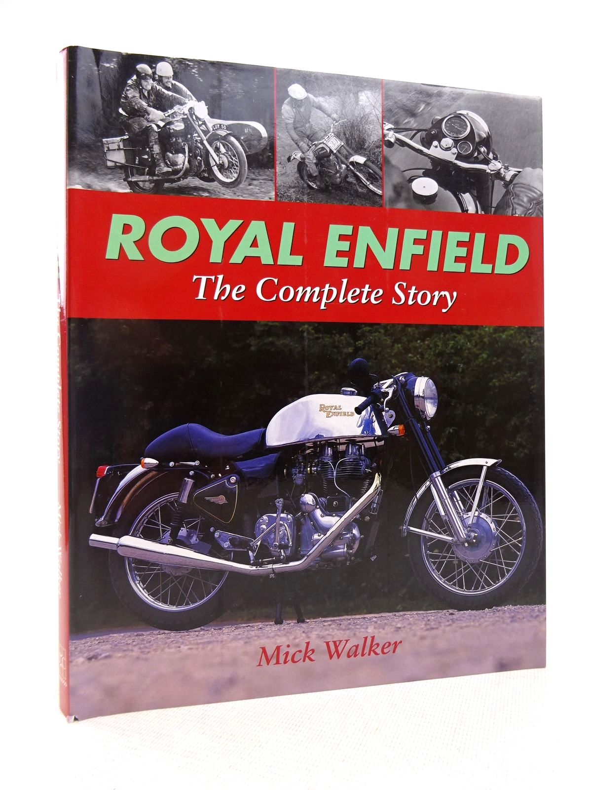 Photo of ROYAL ENFIELD: THE COMPLETE STORY written by Walker, Mick published by The Crowood Press (STOCK CODE: 1816969)  for sale by Stella & Rose's Books