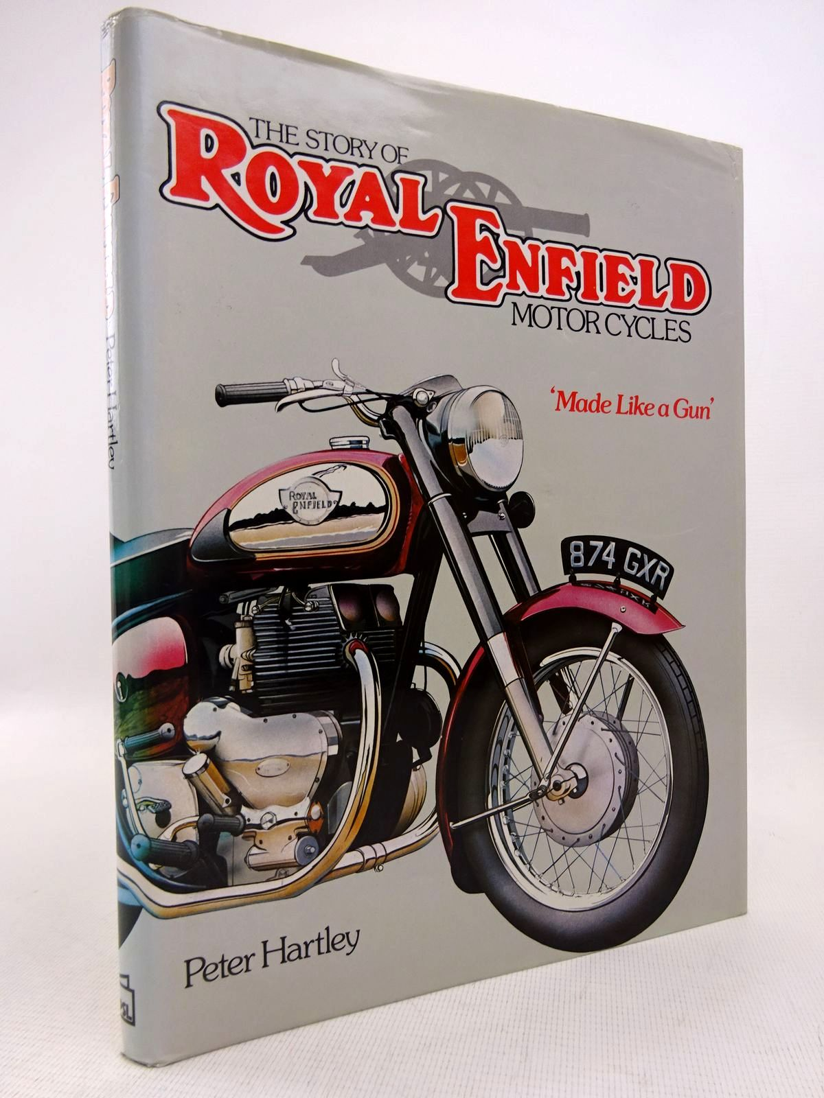 Photo of THE STORY OF ROYAL ENFIELD MOTOR CYCLES written by Hartley, Peter published by Patrick Stephens (STOCK CODE: 1816971)  for sale by Stella & Rose's Books