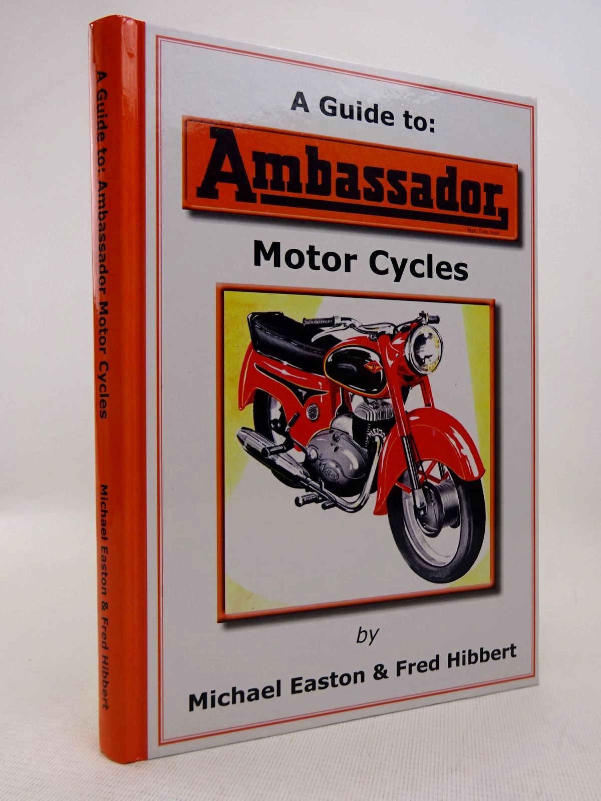Photo of A GUIDE TO: AMBASSADOR MOTOR CYCLES