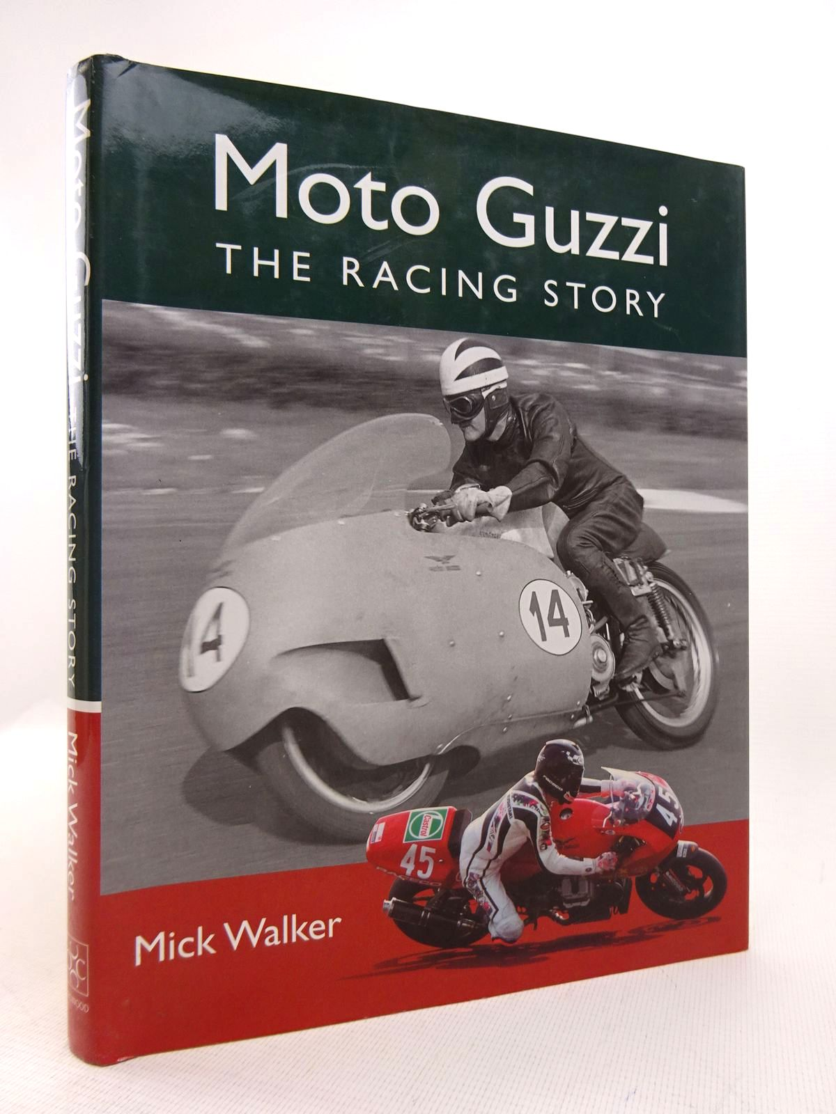 Photo of MOTO GUZZI THE RACING STORY written by Walker, Mick published by The Crowood Press (STOCK CODE: 1817001)  for sale by Stella & Rose's Books