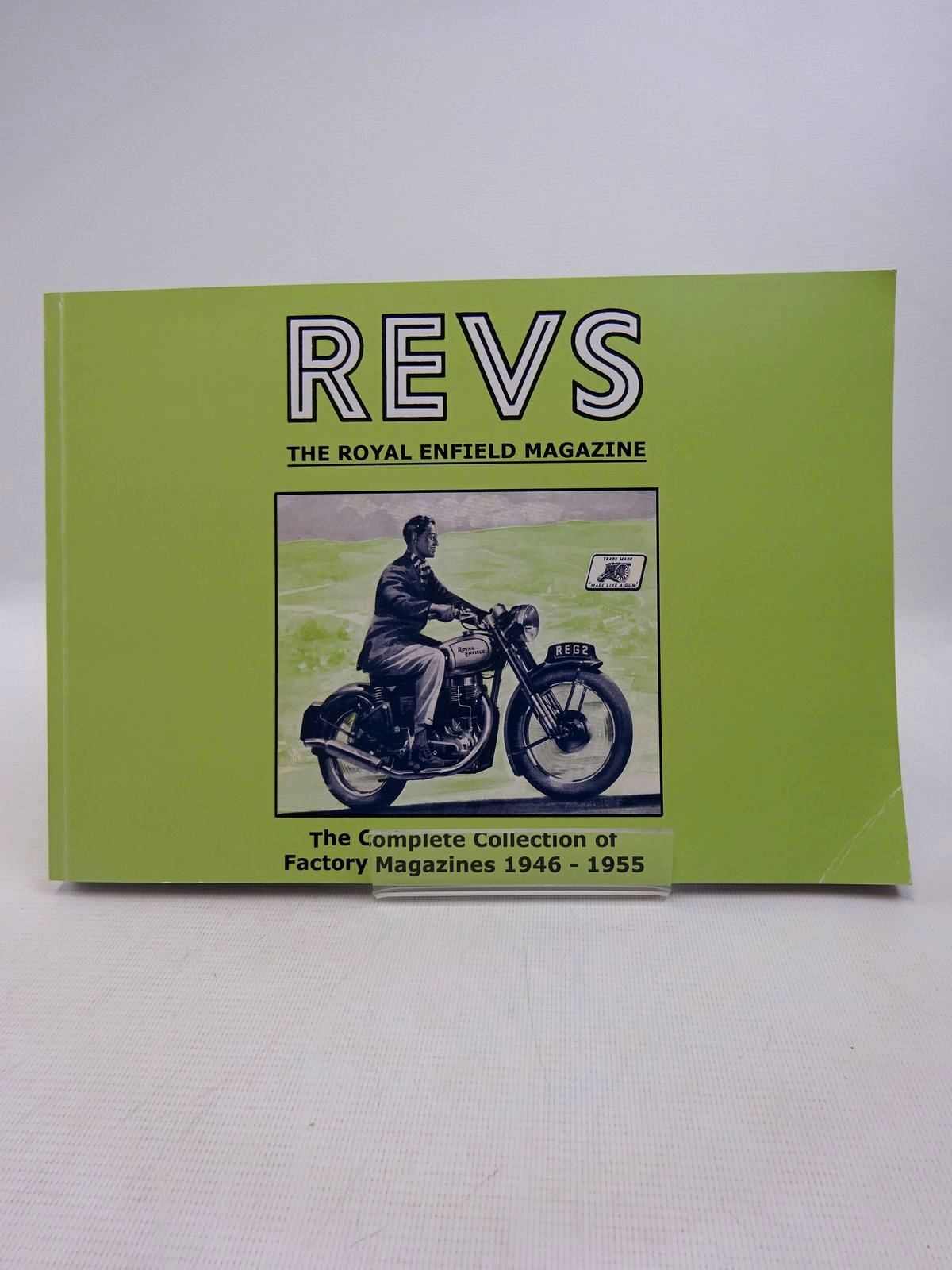 Photo of REVS: THE ROYAL ENFIELD MAGAZINE written by May, Gordon G. (STOCK CODE: 1817012)  for sale by Stella & Rose's Books