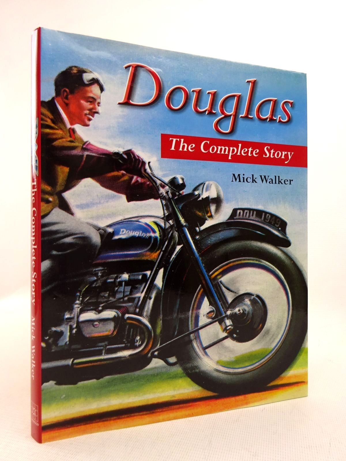 Photo of DOUGLAS THE COMPLETE STORY written by Walker, Mick published by The Crowood Press (STOCK CODE: 1817014)  for sale by Stella & Rose's Books