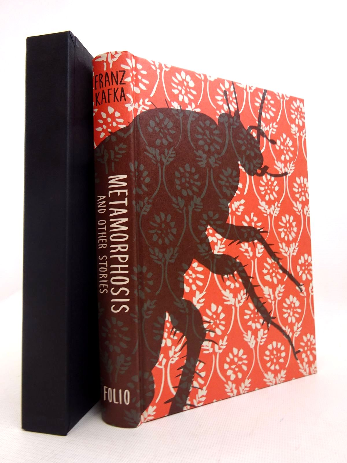 Photo of METAMORPHOSIS AND OTHER STORIES written by Kafka, Franz illustrated by Bragg, Bill published by Folio Society (STOCK CODE: 1817029)  for sale by Stella & Rose's Books