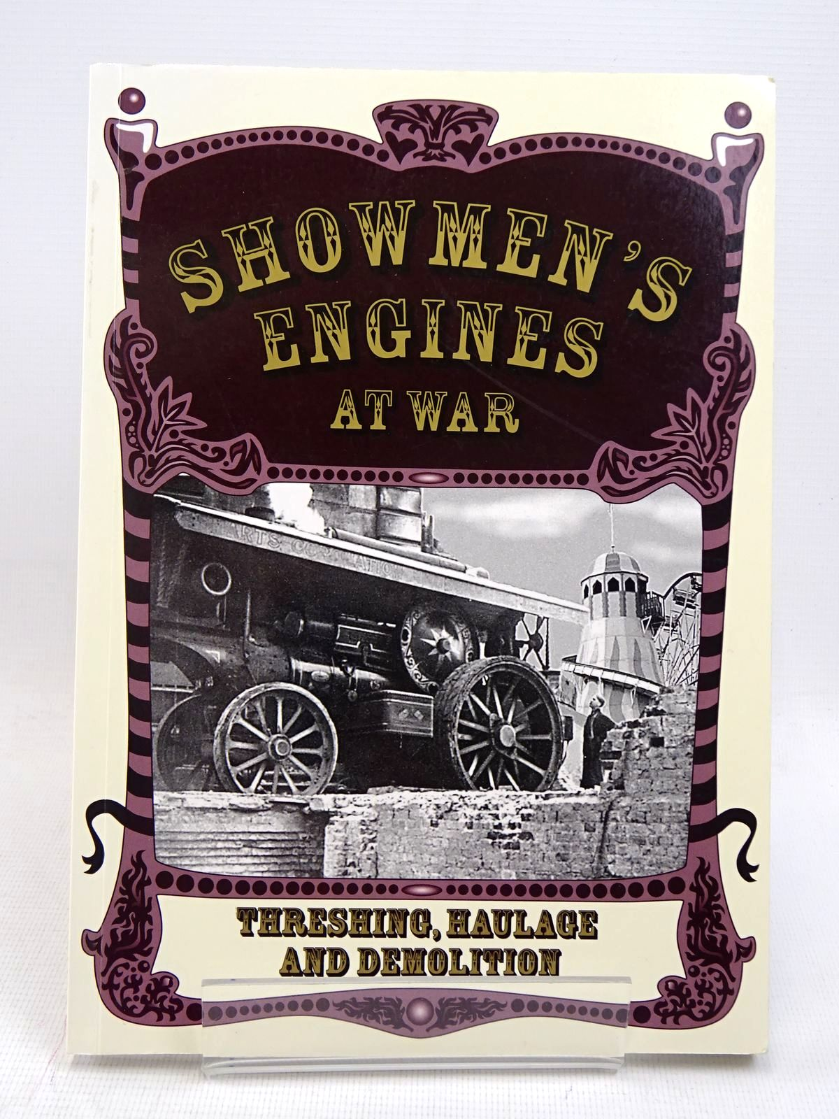 Photo of SHOWMEN'S ENGINES AT WAR written by Townsend, Kay published by Kay Townsend (STOCK CODE: 1817068)  for sale by Stella & Rose's Books