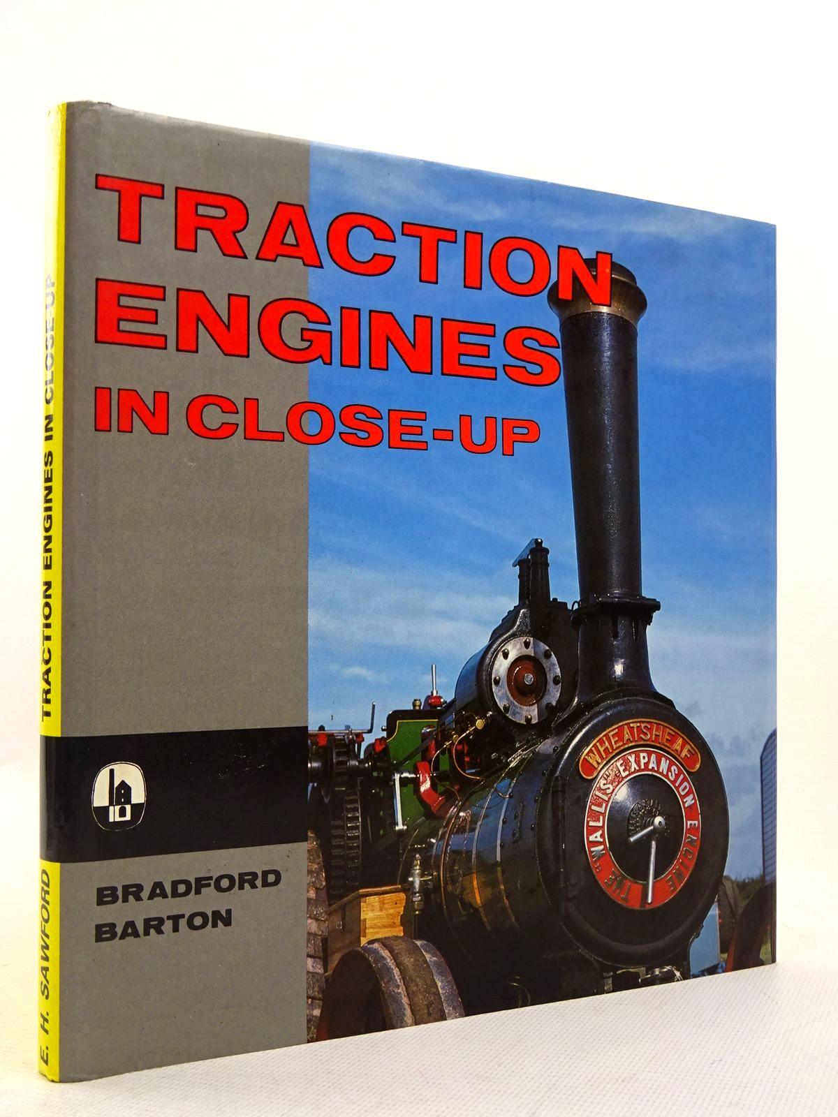 Photo of TRACTION ENGINES IN CLOSE-UP