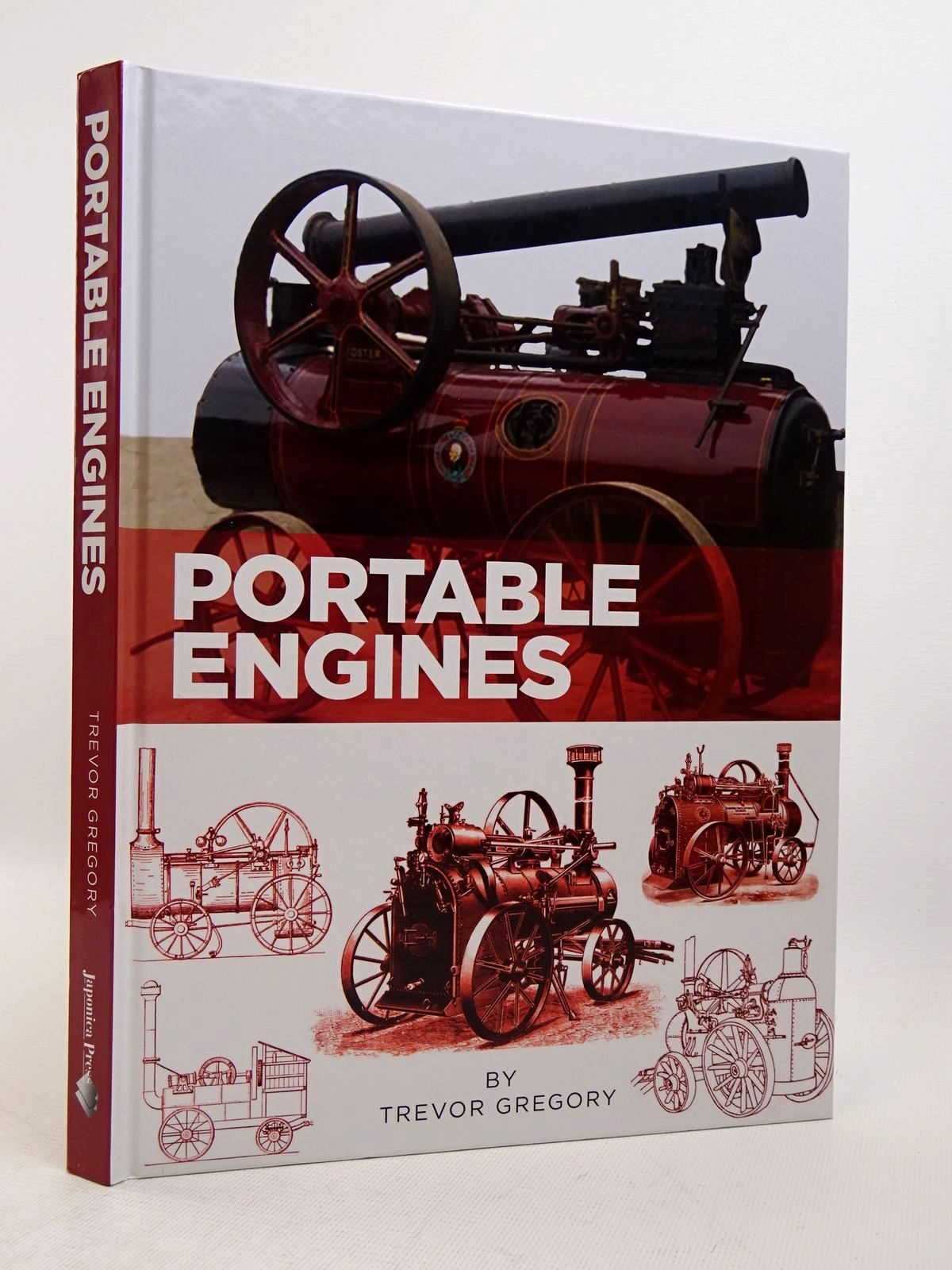 Photo of PORTABLE ENGINES written by Gregory, Trevor published by Japonica Press (STOCK CODE: 1817109)  for sale by Stella & Rose's Books