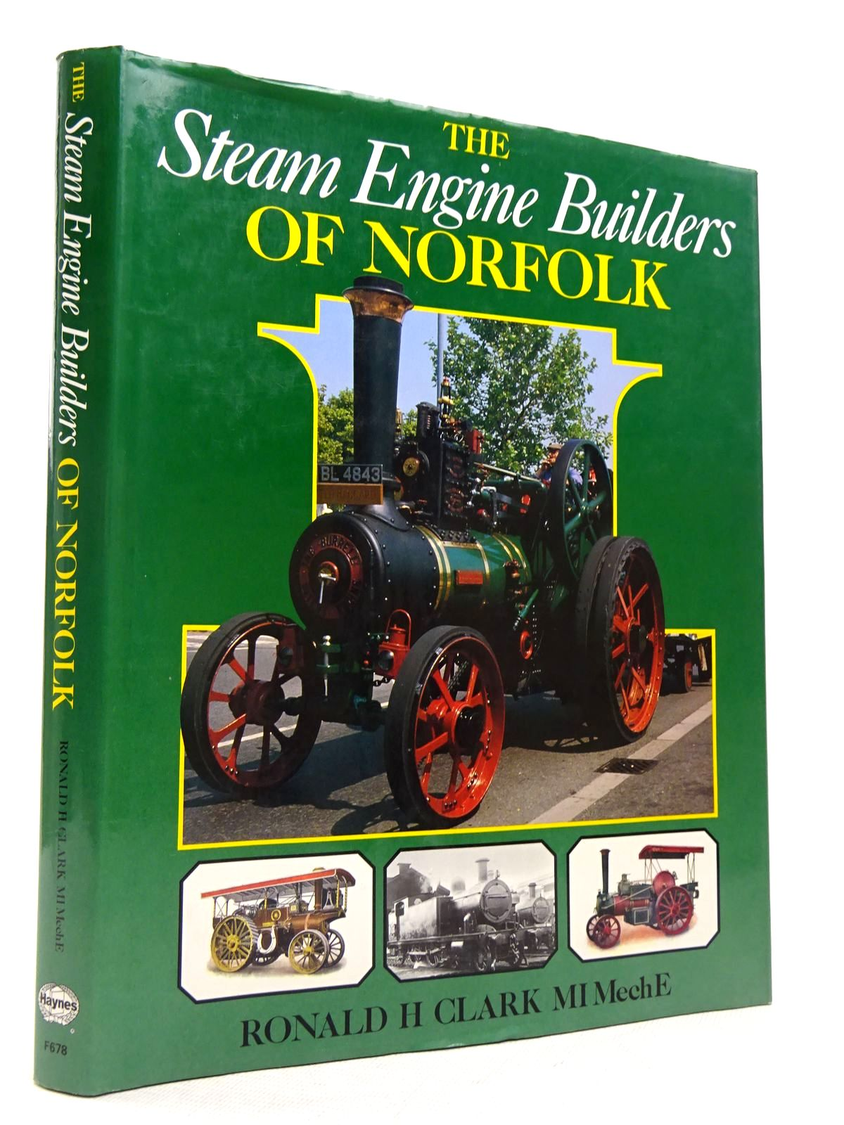 Photo of THE STEAM ENGINE BUILDERS OF NORFOLK