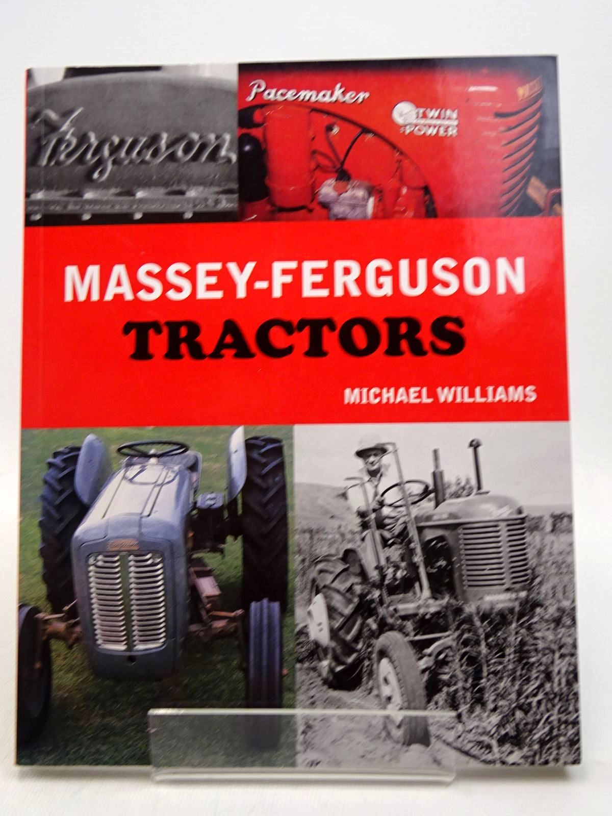 Photo of MASSEY-FERGUSON TRACTORS written by Williams, Michael published by Bounty Books (STOCK CODE: 1817111)  for sale by Stella & Rose's Books