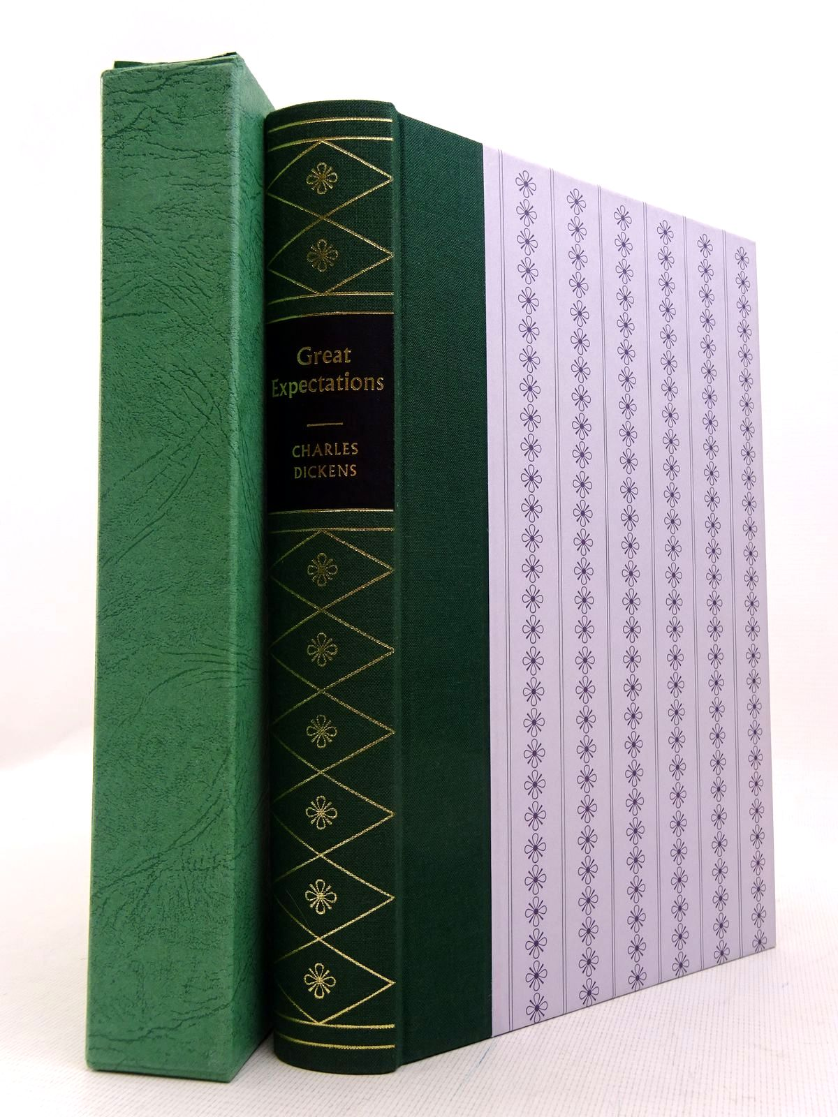 Photo of GREAT EXPECTATIONS written by Dickens, Charles illustrated by Keeping, Charles published by Folio Society (STOCK CODE: 1817217)  for sale by Stella & Rose's Books