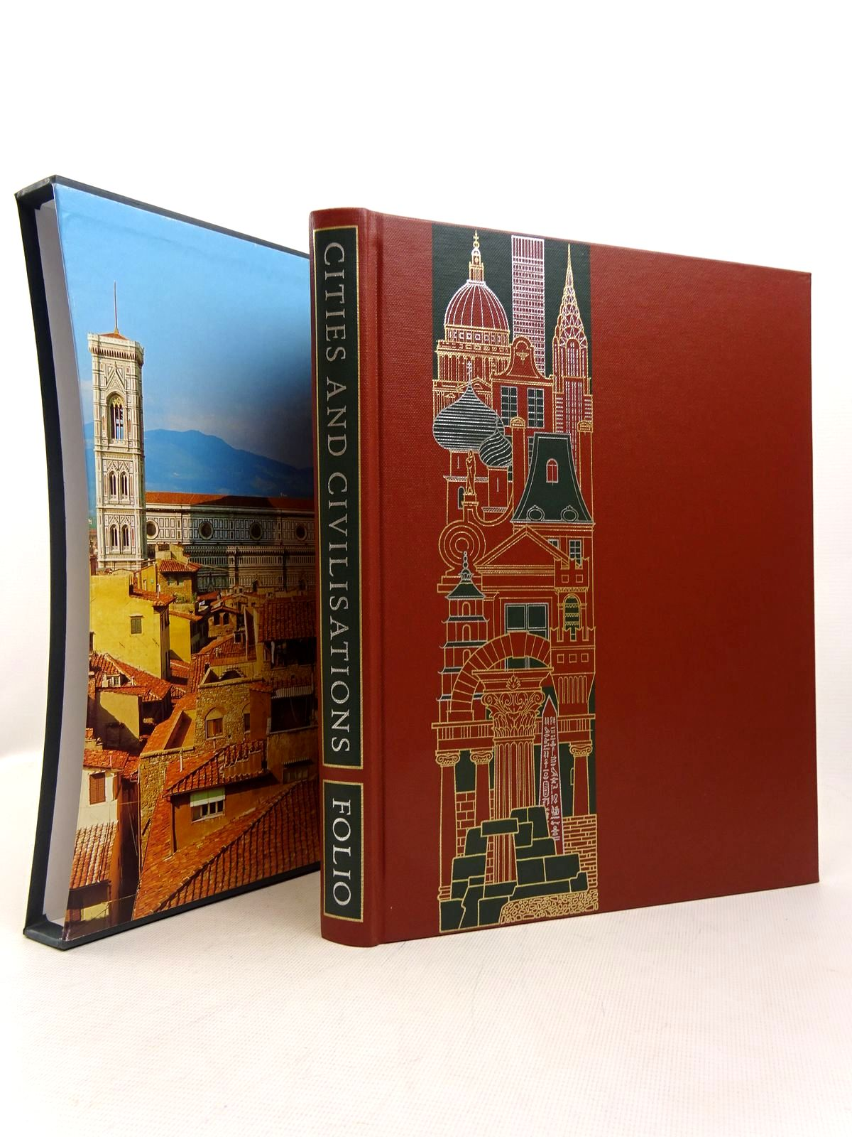 Photo of CITIES AND CIVILISATIONS written by Hibbert, Christopher published by Folio Society (STOCK CODE: 1817224)  for sale by Stella & Rose's Books