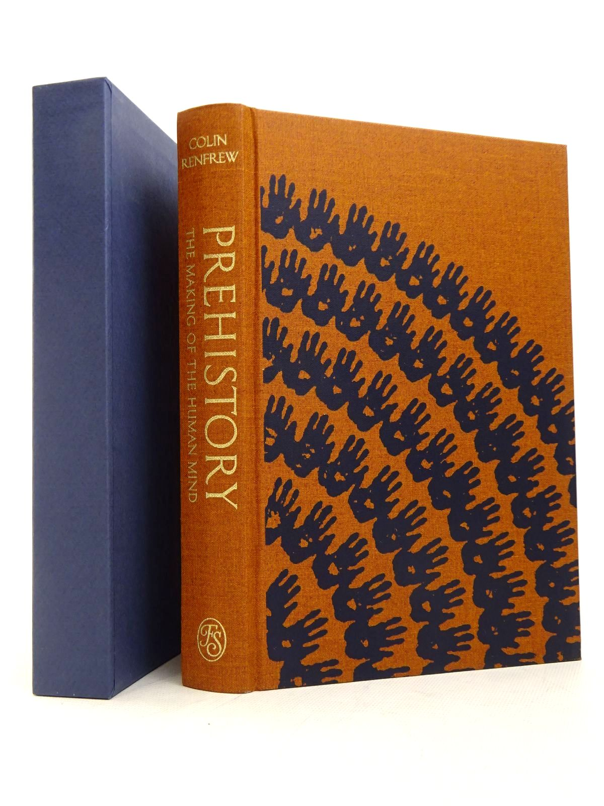 Photo of PREHISTORY: THE MAKING OF HUMAN KIND written by Renfrew, Colin published by Folio Society (STOCK CODE: 1817252)  for sale by Stella & Rose's Books