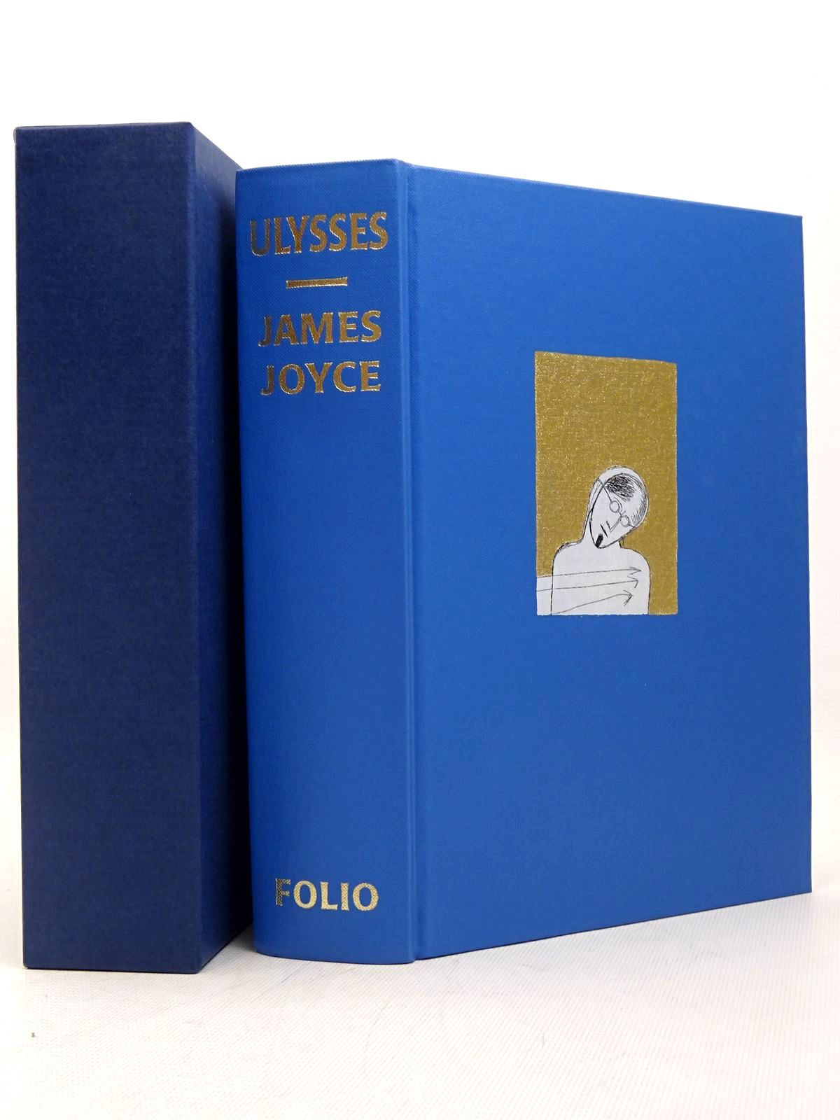 Photo of ULYSSES written by Joyce, James illustrated by Paladino, Mimmo published by Folio Society (STOCK CODE: 1817277)  for sale by Stella & Rose's Books