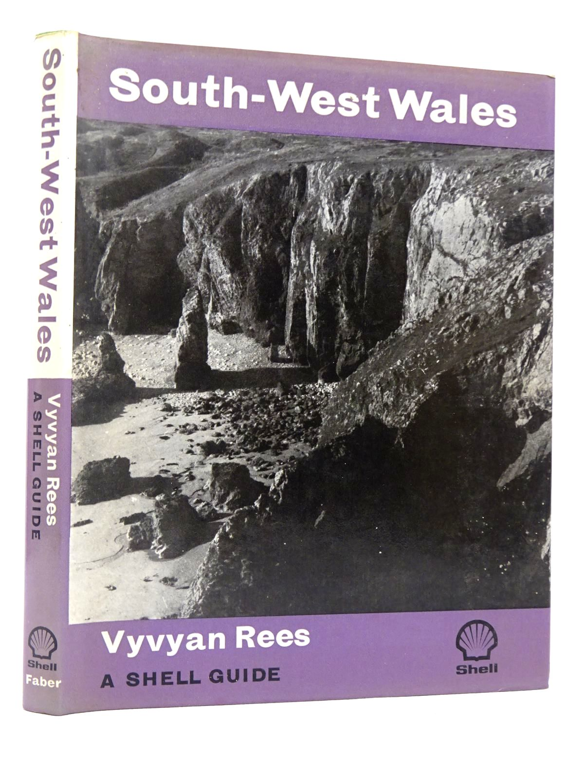 Photo of SOUTH-WEST WALES A SHELL GUIDE written by Rees, Vyvyan published by Faber & Faber (STOCK CODE: 1817308)  for sale by Stella & Rose's Books