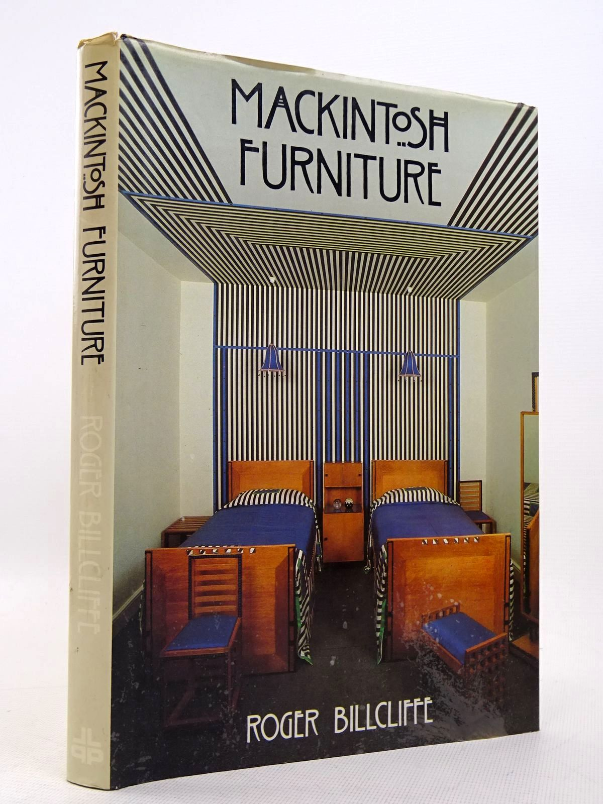 Photo of MACKINTOSH FURNITURE written by Billcliffe, Roger published by Lutterworth Press (STOCK CODE: 1817316)  for sale by Stella & Rose's Books