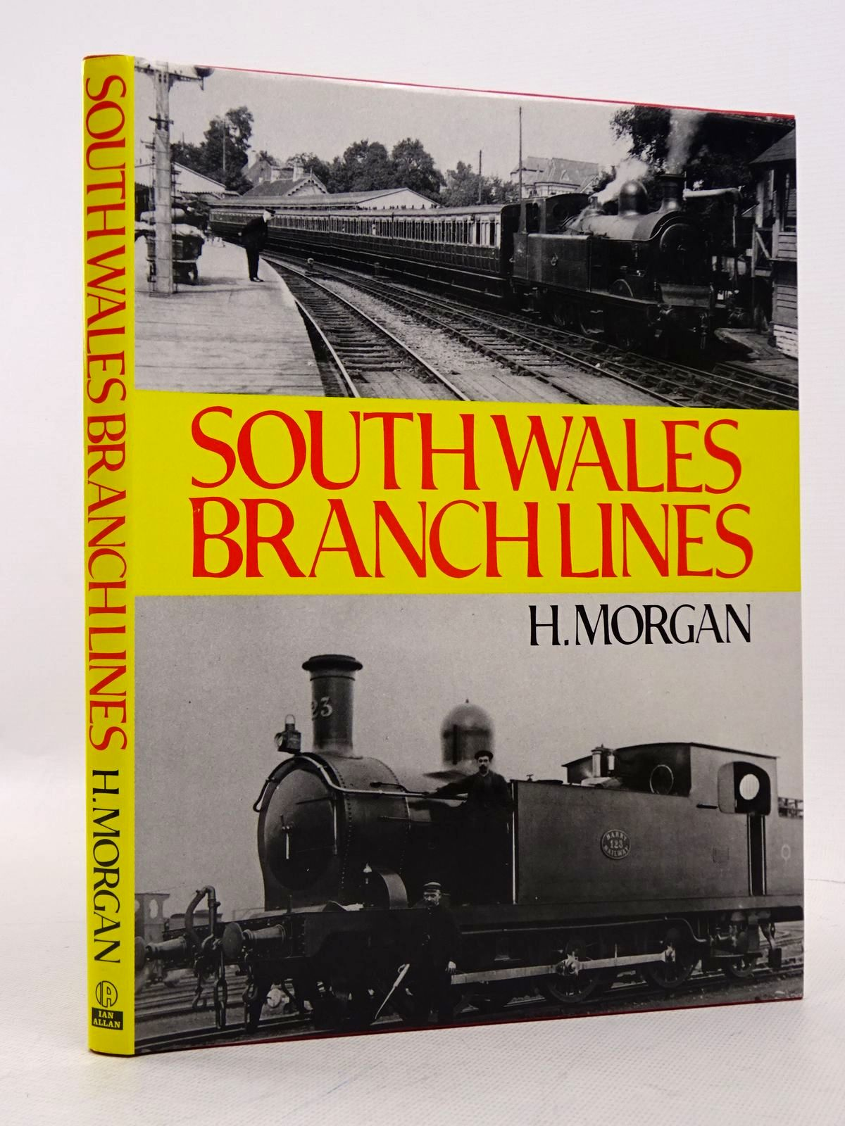 Photo of SOUTH WALES BRANCH LINES written by Morgan, H. published by Ian Allan Ltd. (STOCK CODE: 1817323)  for sale by Stella & Rose's Books