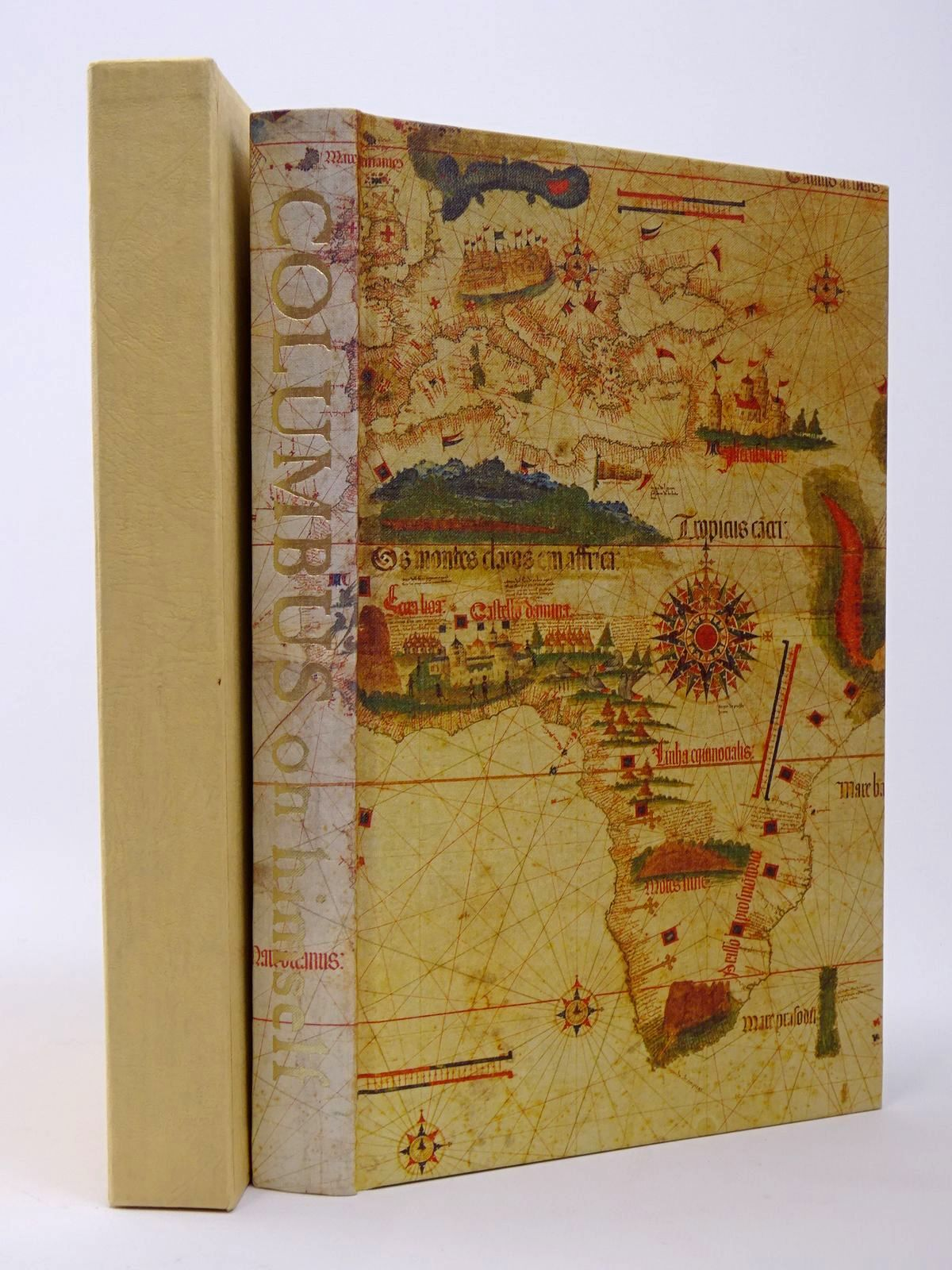 Photo of COLUMBUS ON HIMSELF written by Fernandez-Armesto, Felipe published by Folio Society (STOCK CODE: 1817341)  for sale by Stella & Rose's Books