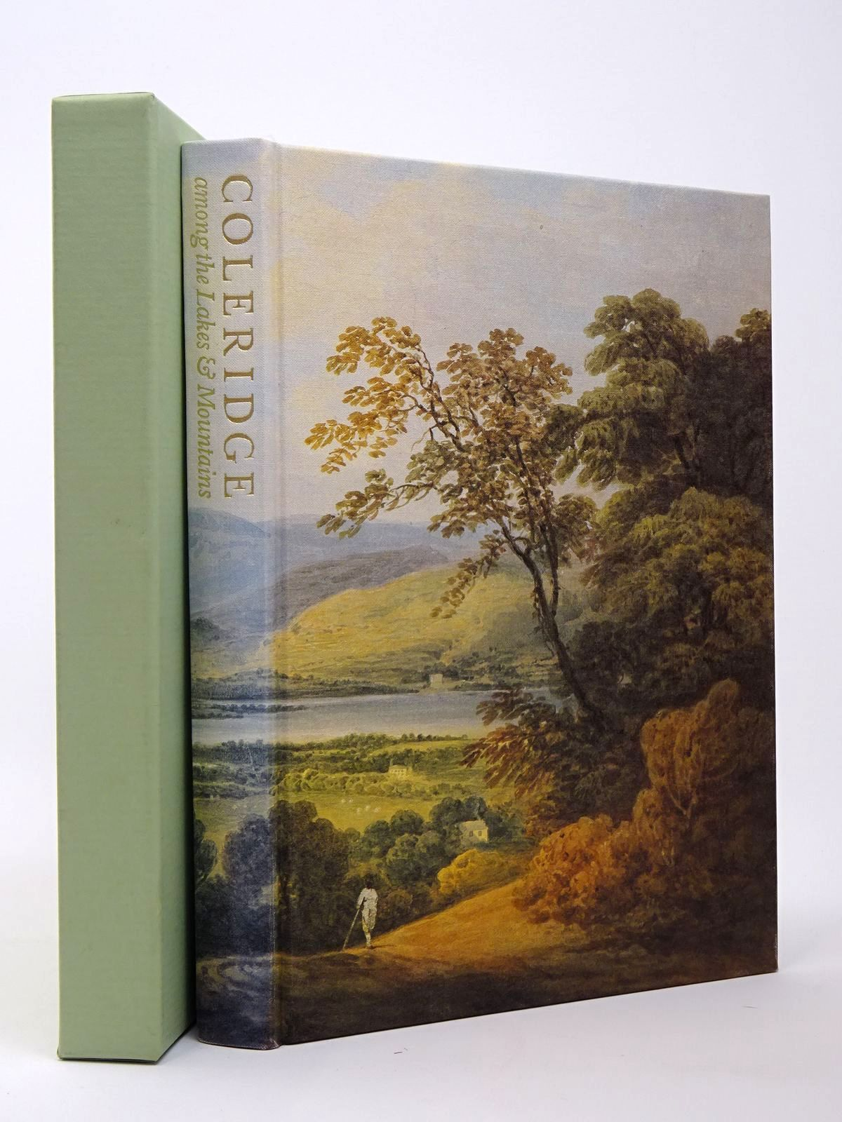 Photo of COLERIDGE AMONG THE LAKES & MOUNTAINS written by Coleridge, Samuel Taylor<br />Hudson, Roger published by Folio Society (STOCK CODE: 1817345)  for sale by Stella & Rose's Books